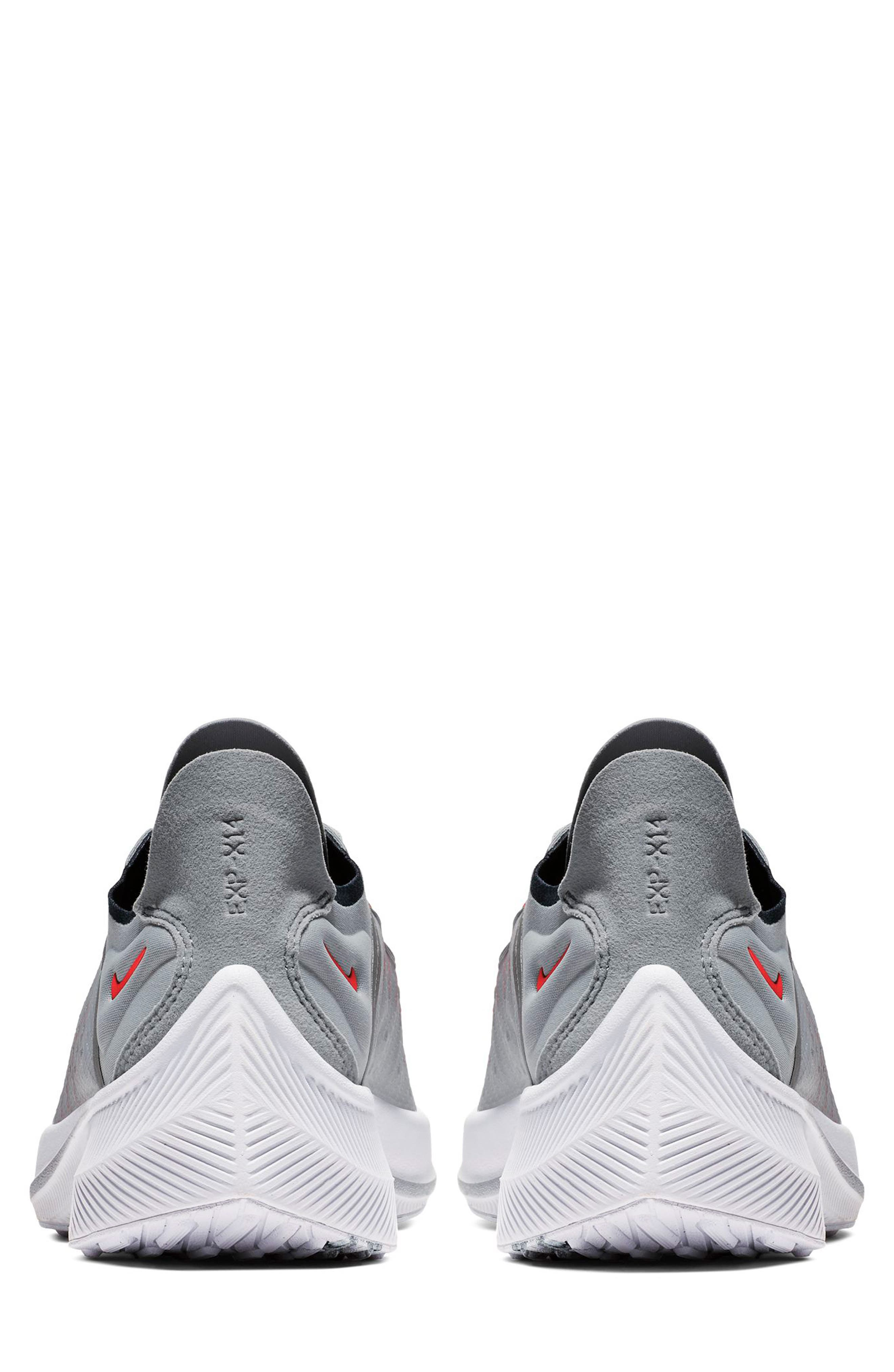 EXP-X14 HR Running Shoe,                             Alternate thumbnail 2, color,                             SILVER/ CRIMSON/ OBSIDIAN
