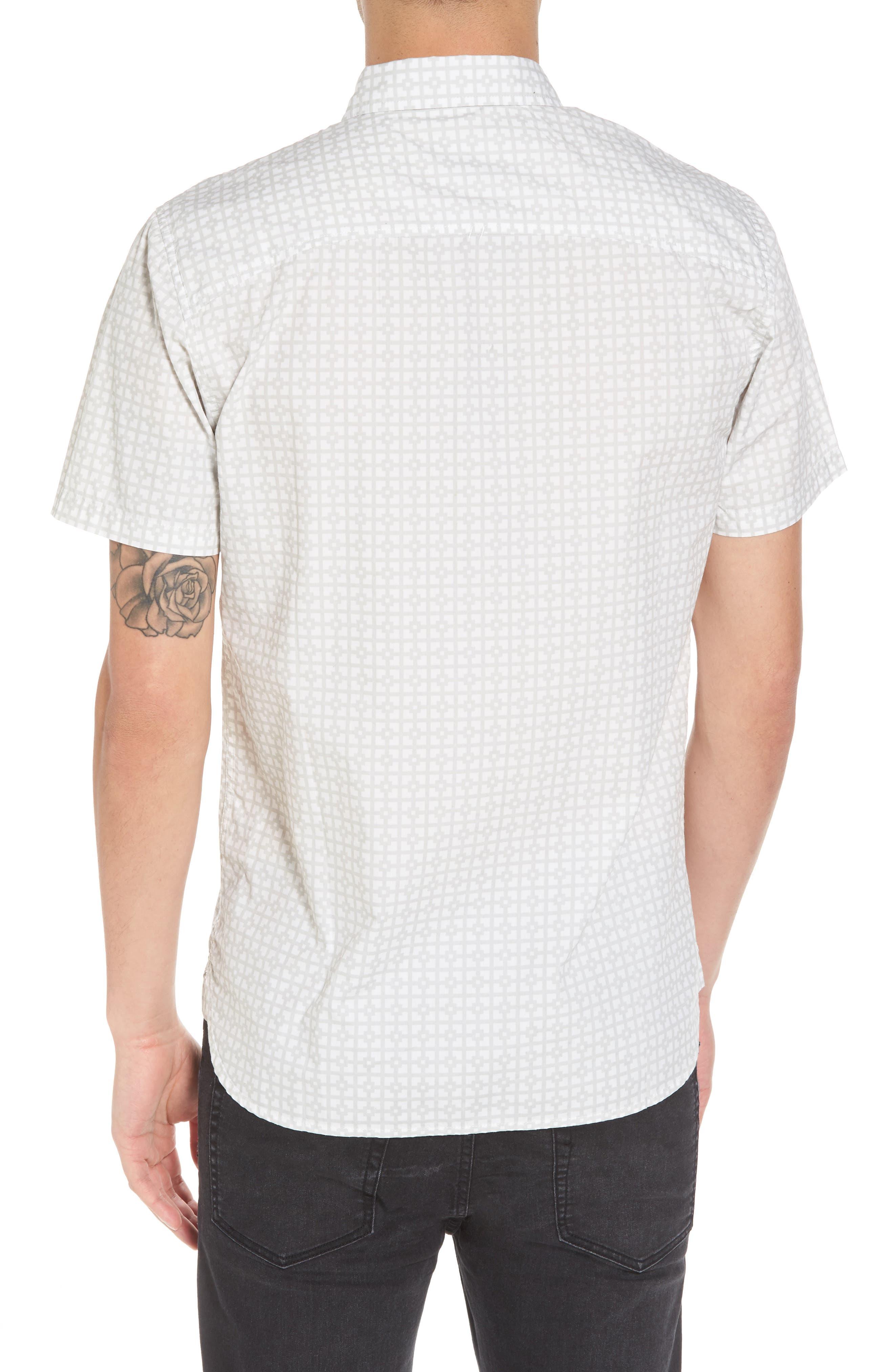 Porter Woven Shirt,                             Alternate thumbnail 8, color,