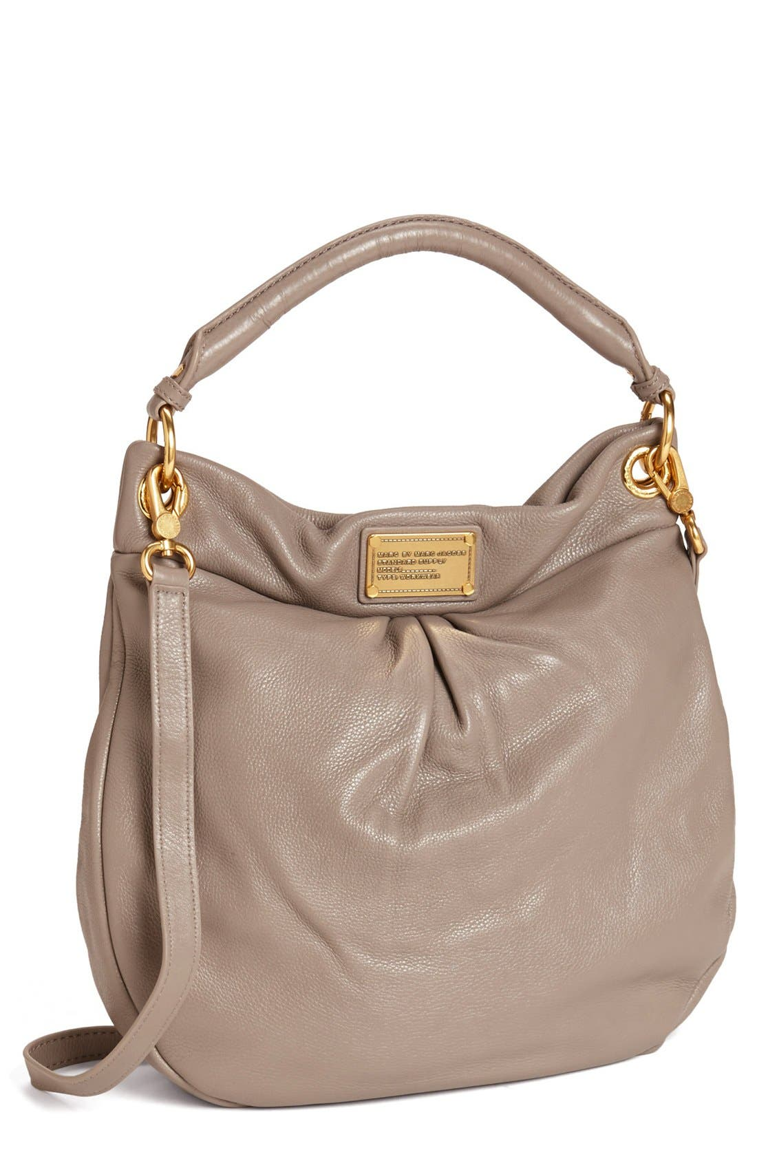 MARC BY MARC JACOBS 'Classic Q - Hillier' Hobo,                             Main thumbnail 2, color,