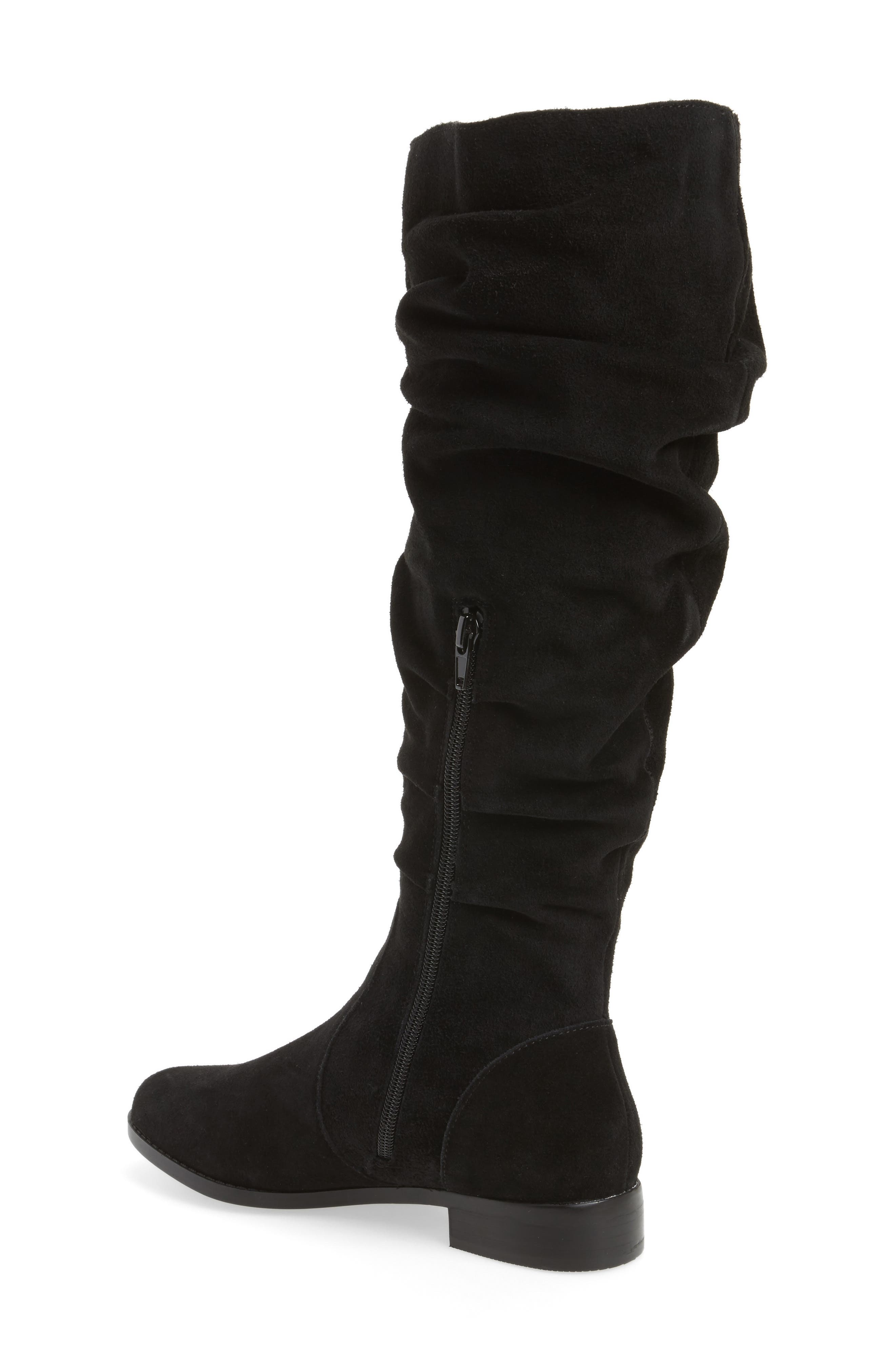Steve Maddon Beacon Slouchy Knee-High Boot,                             Alternate thumbnail 2, color,                             006