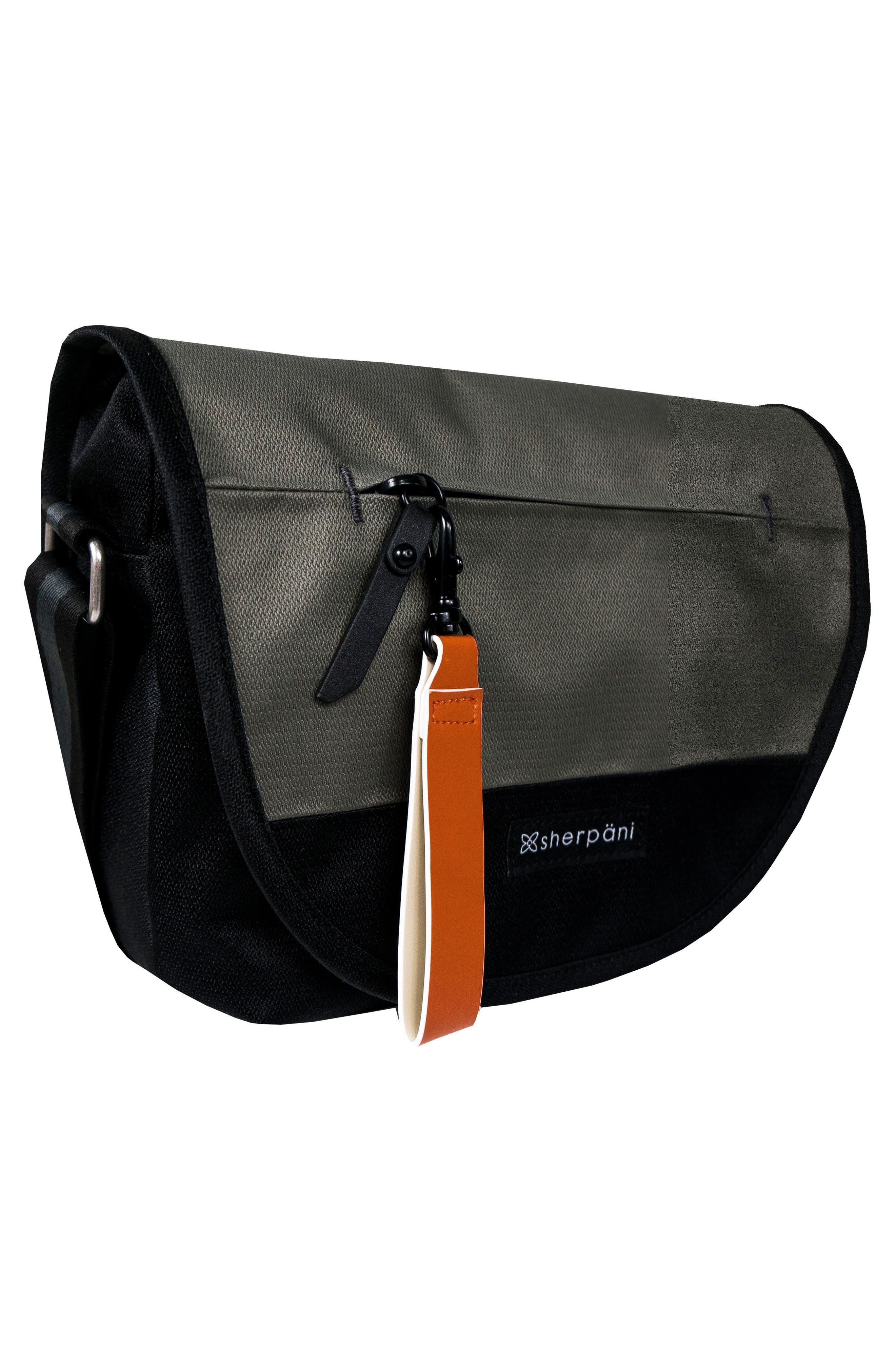 Milli RFID Pocket Messenger Bag,                             Alternate thumbnail 5, color,                             020