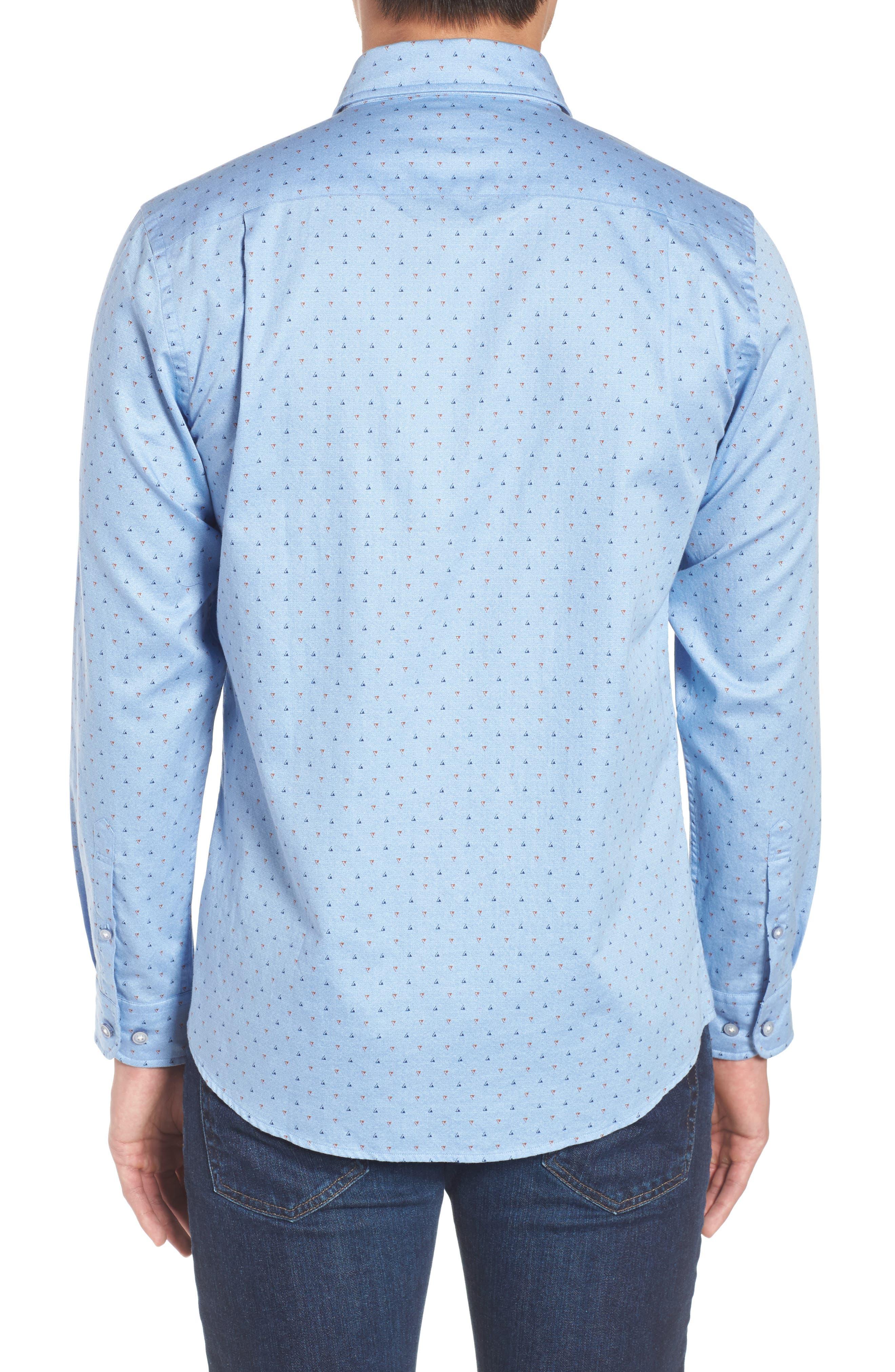 Penzance Regular Fit Sport Shirt,                             Alternate thumbnail 2, color,                             456