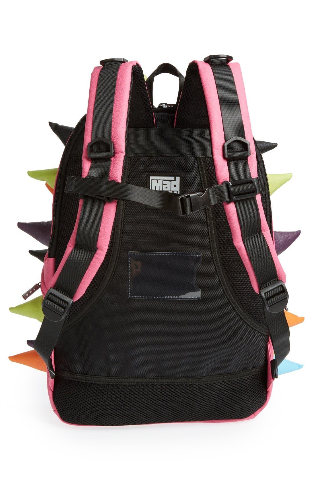 'Spiketus Rex' Backpack,                             Alternate thumbnail 3, color,                             650