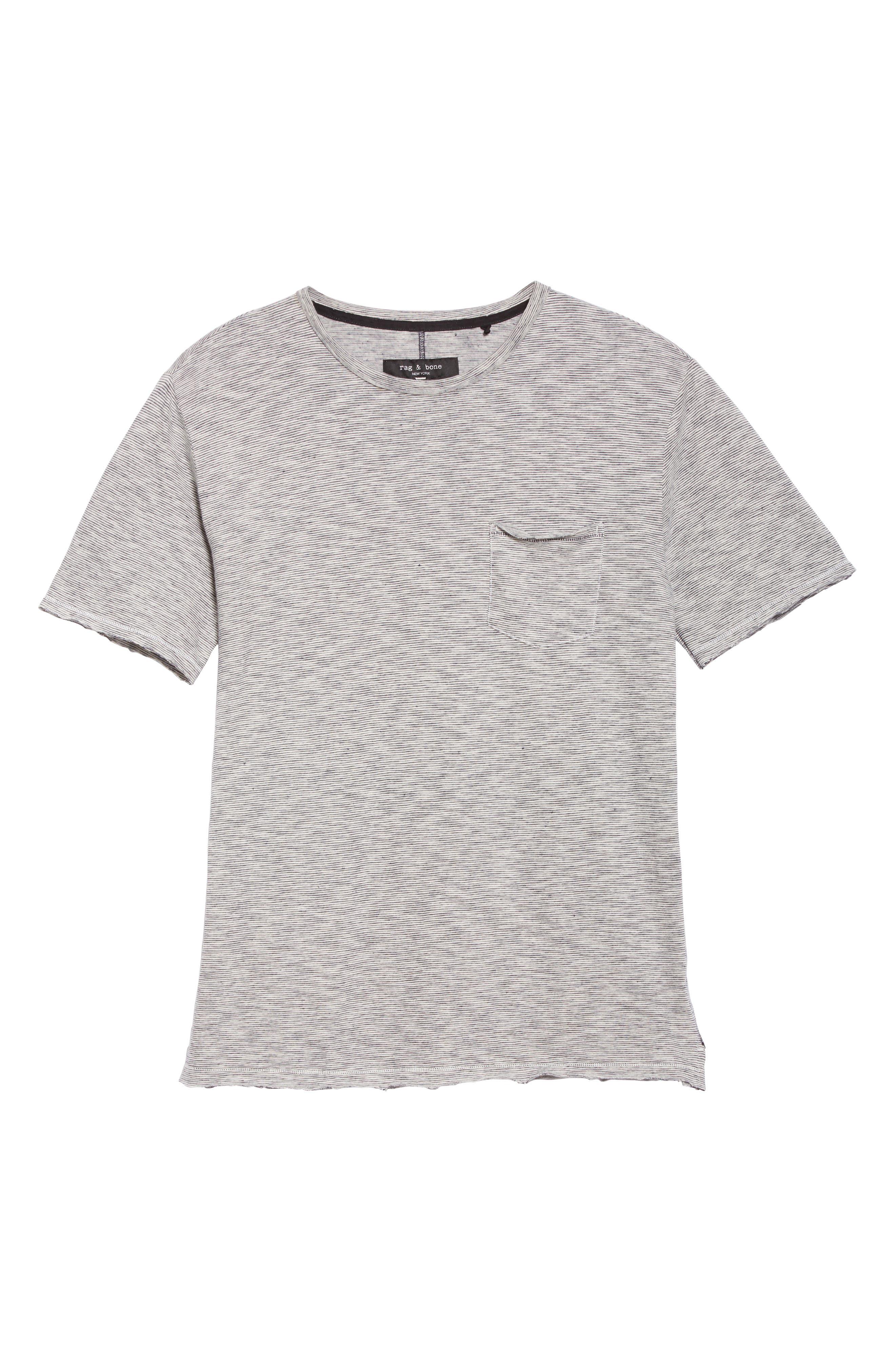 Owen Pocket T-Shirt,                             Alternate thumbnail 17, color,