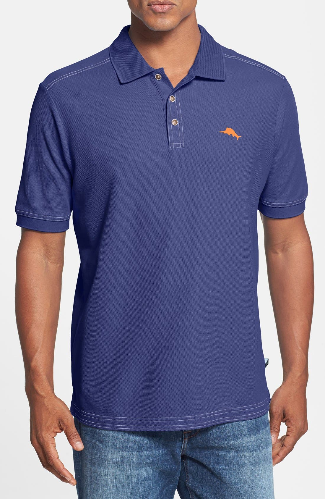 'The Emfielder' Original Fit Piqué Polo,                             Main thumbnail 63, color,