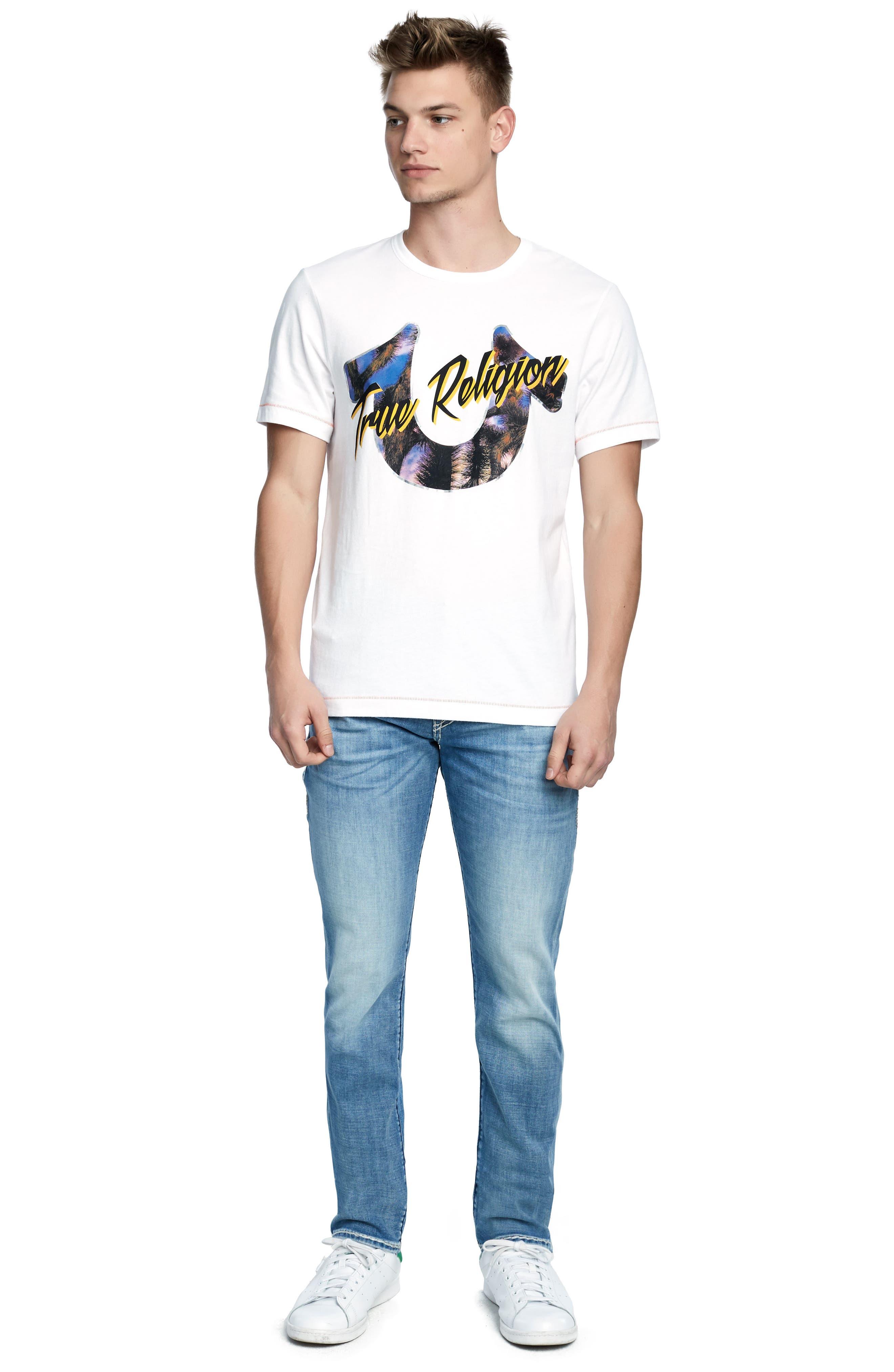 Desert Mirage Logo T-Shirt,                             Alternate thumbnail 3, color,