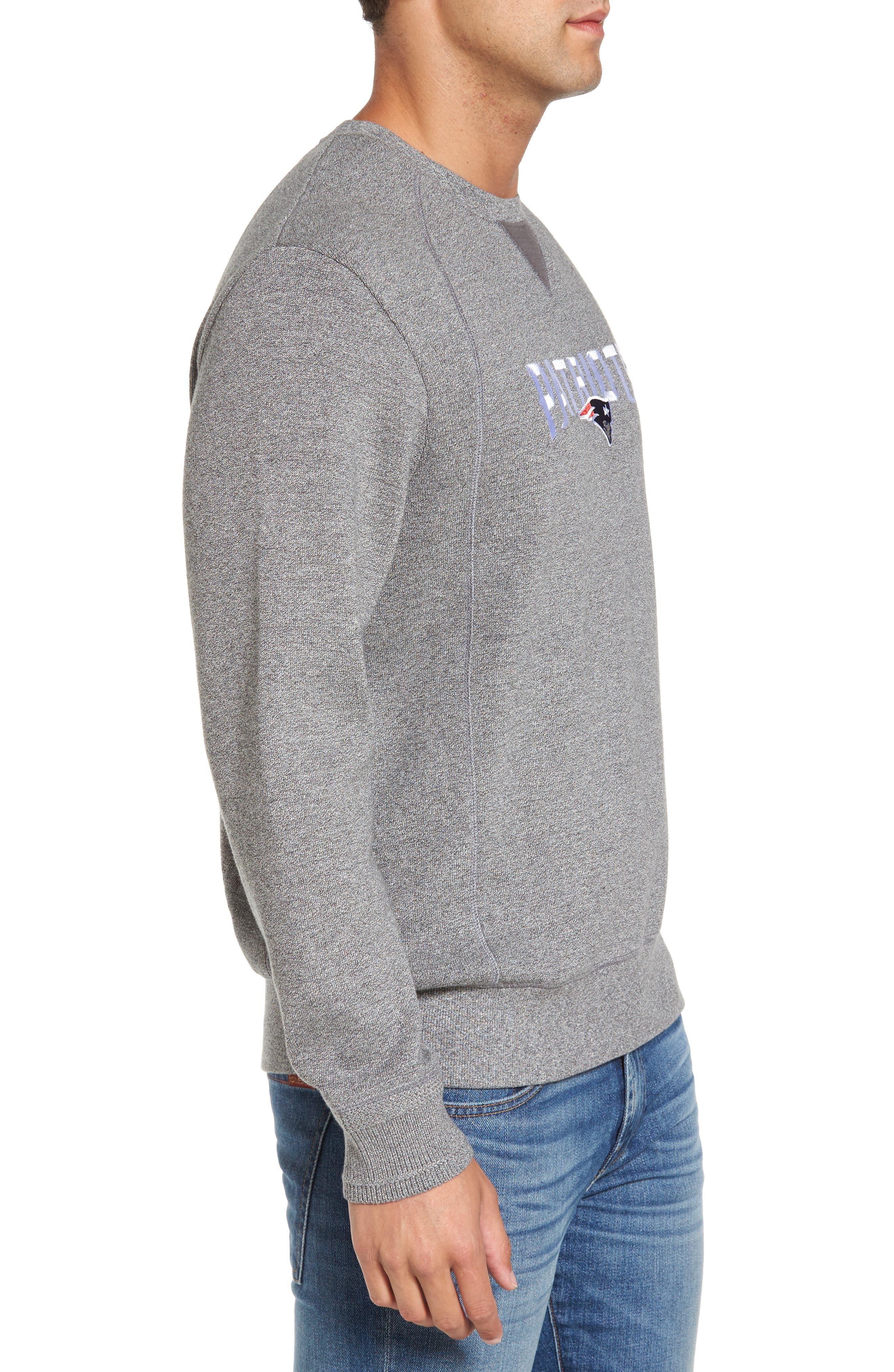 NFL Stitch of Liberty Embroidered Crewneck Sweatshirt,                             Alternate thumbnail 84, color,