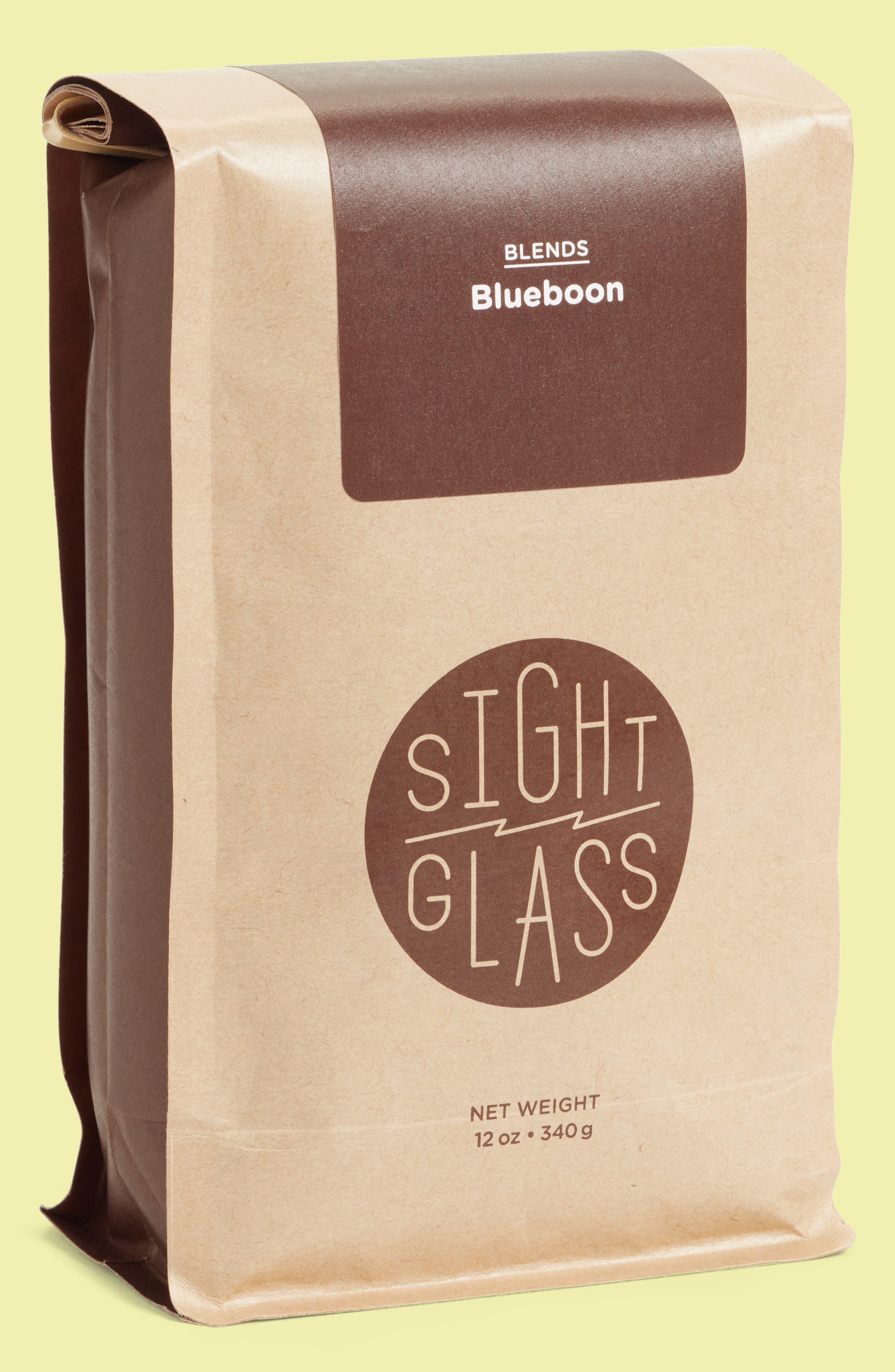 Blueboon Blend Whole Bean Coffee,                             Main thumbnail 1, color,                             000