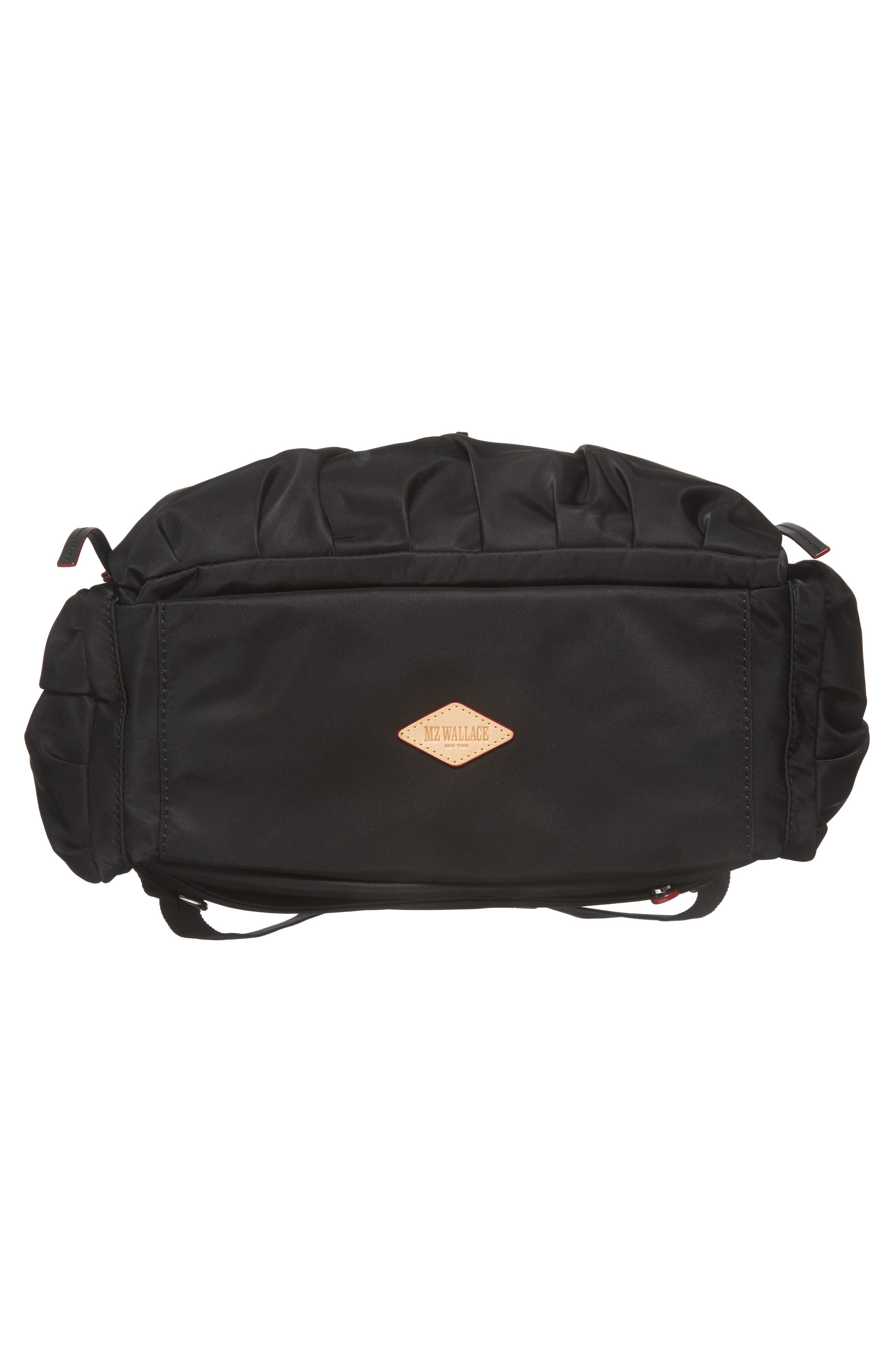 Madelyn Bedford Nylon Backpack,                             Alternate thumbnail 6, color,