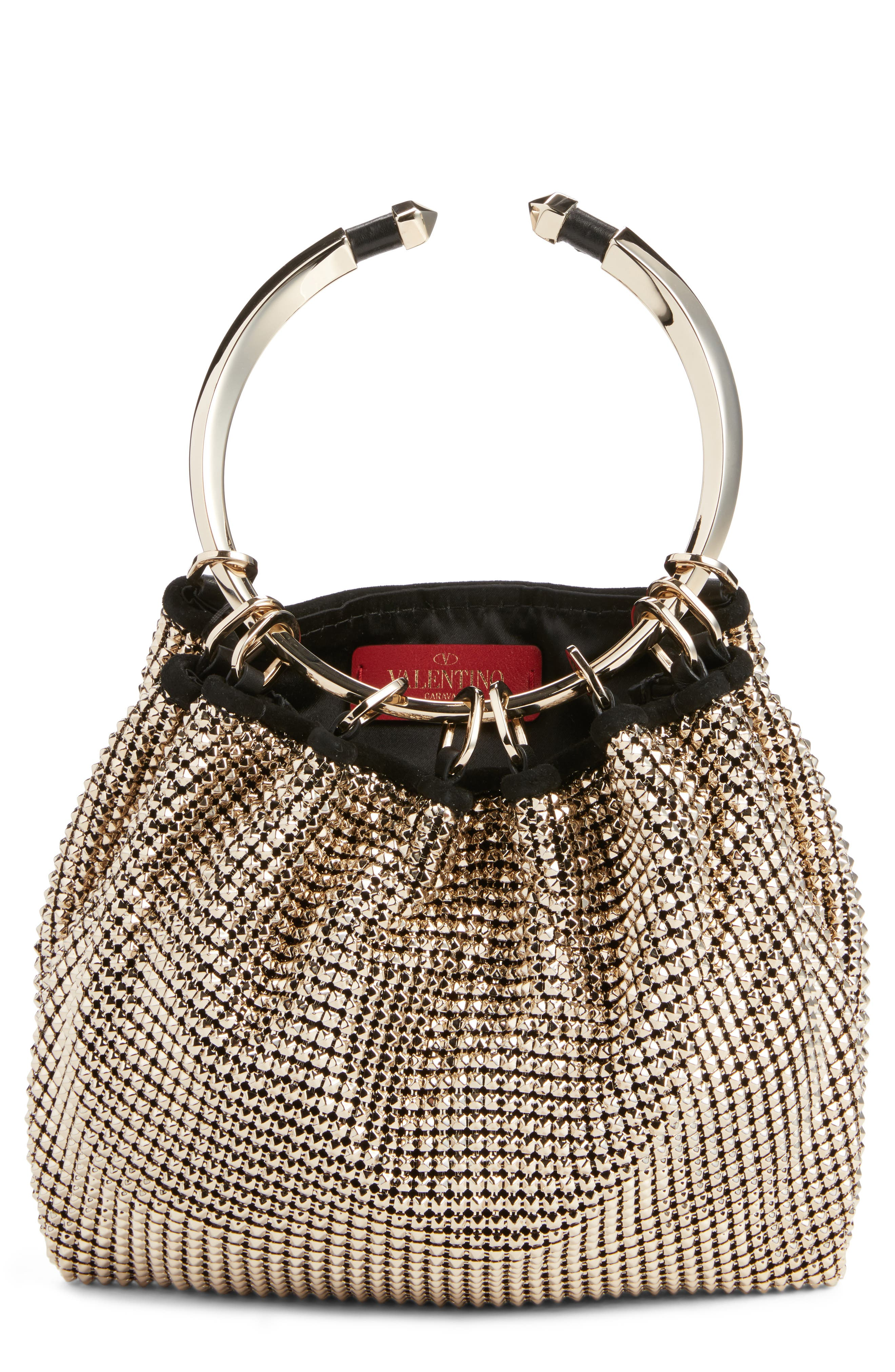 Ring Mesh Clutch,                         Main,                         color, 112