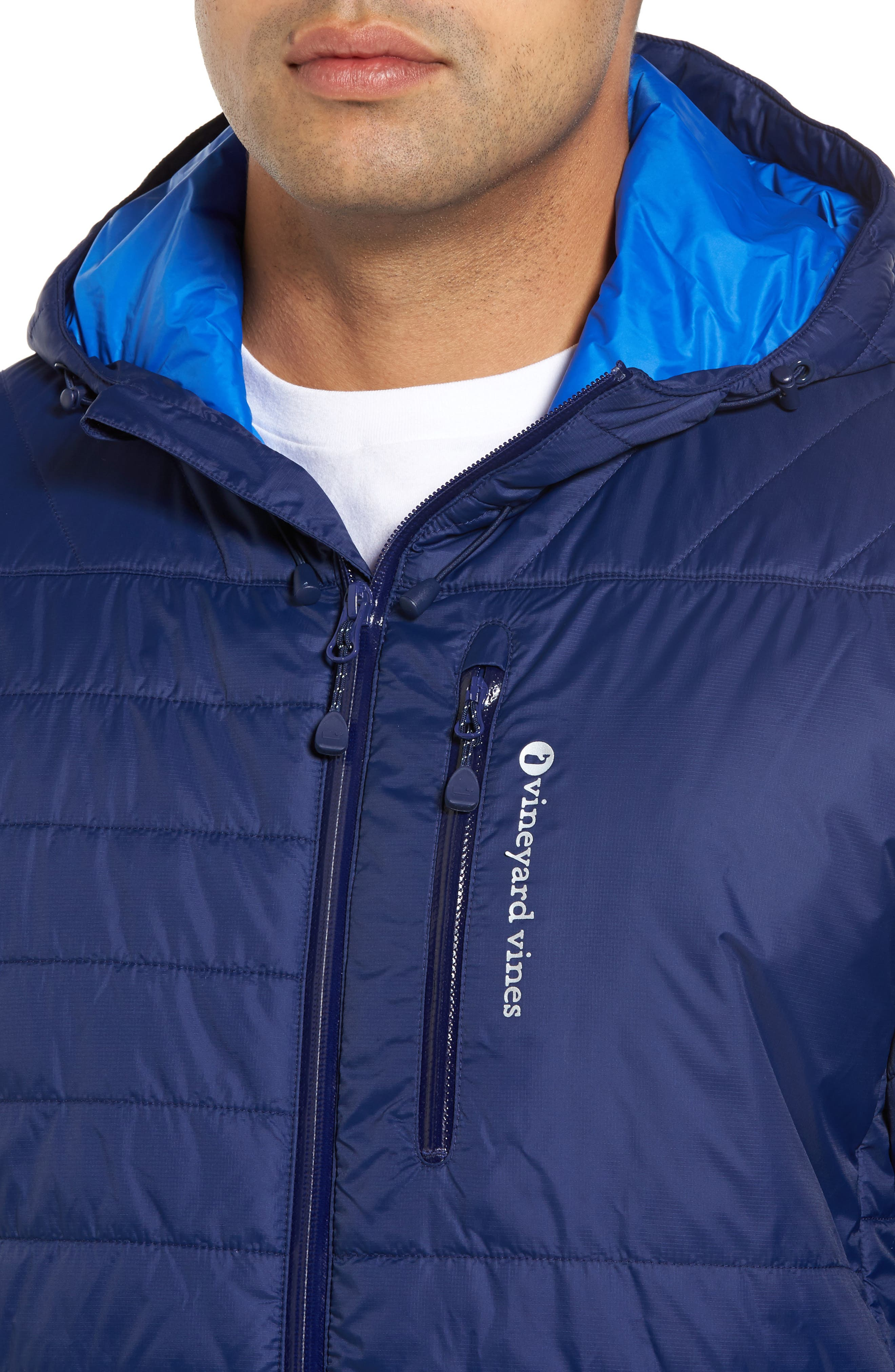 Updated Mountain Weekend Quilted Jacket,                             Alternate thumbnail 4, color,