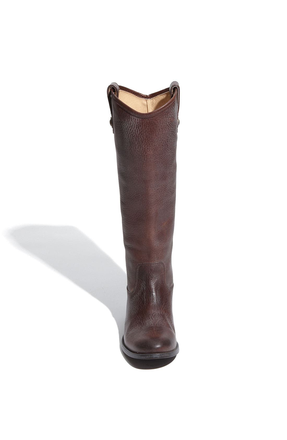 'Melissa Button' Leather Riding Boot,                             Alternate thumbnail 114, color,