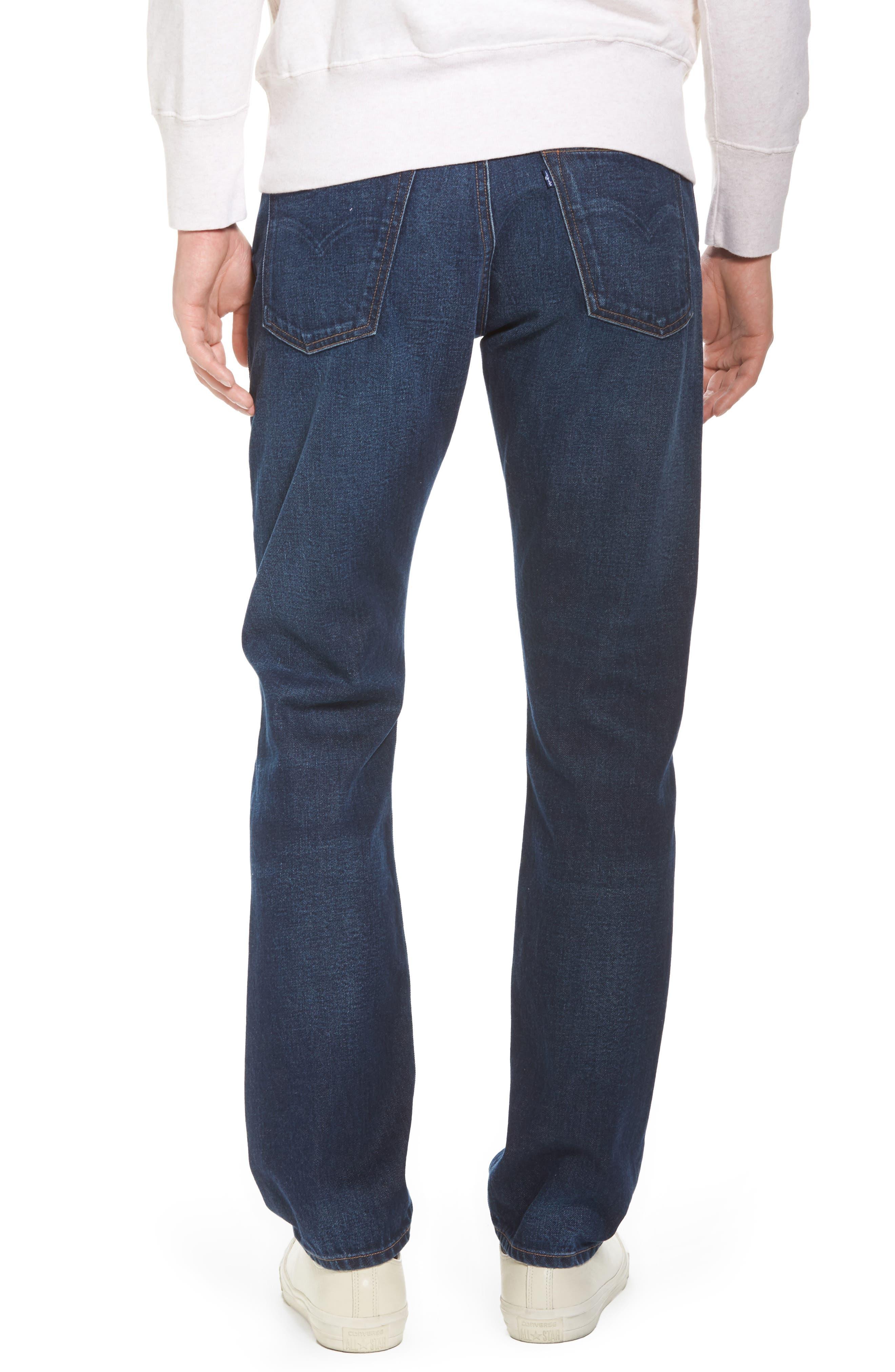 Tack Slim Fit Jeans,                             Alternate thumbnail 2, color,                             401