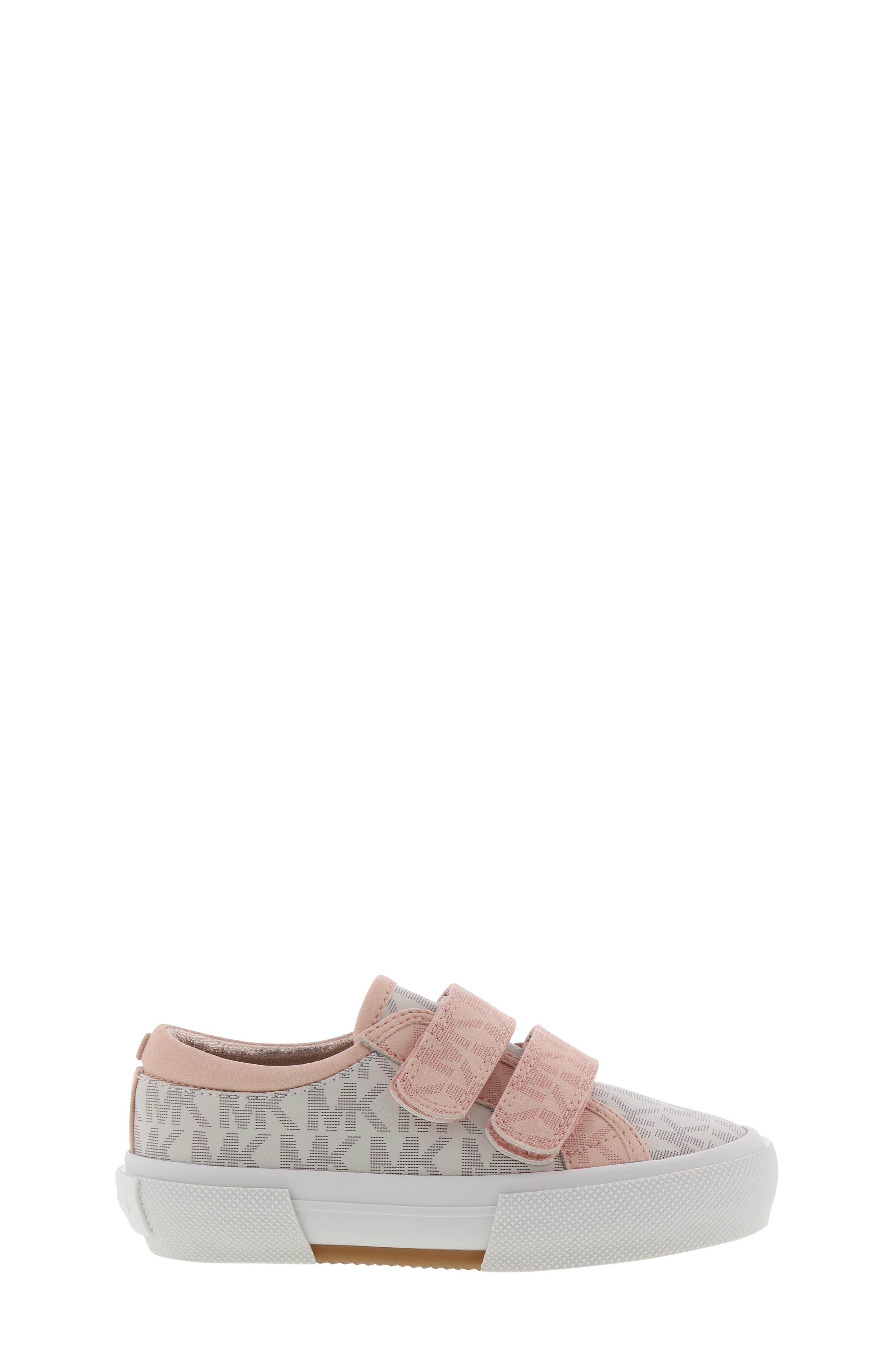 Ima Double Platform Sneaker,                             Alternate thumbnail 3, color,                             VANILLA/ BLUSH