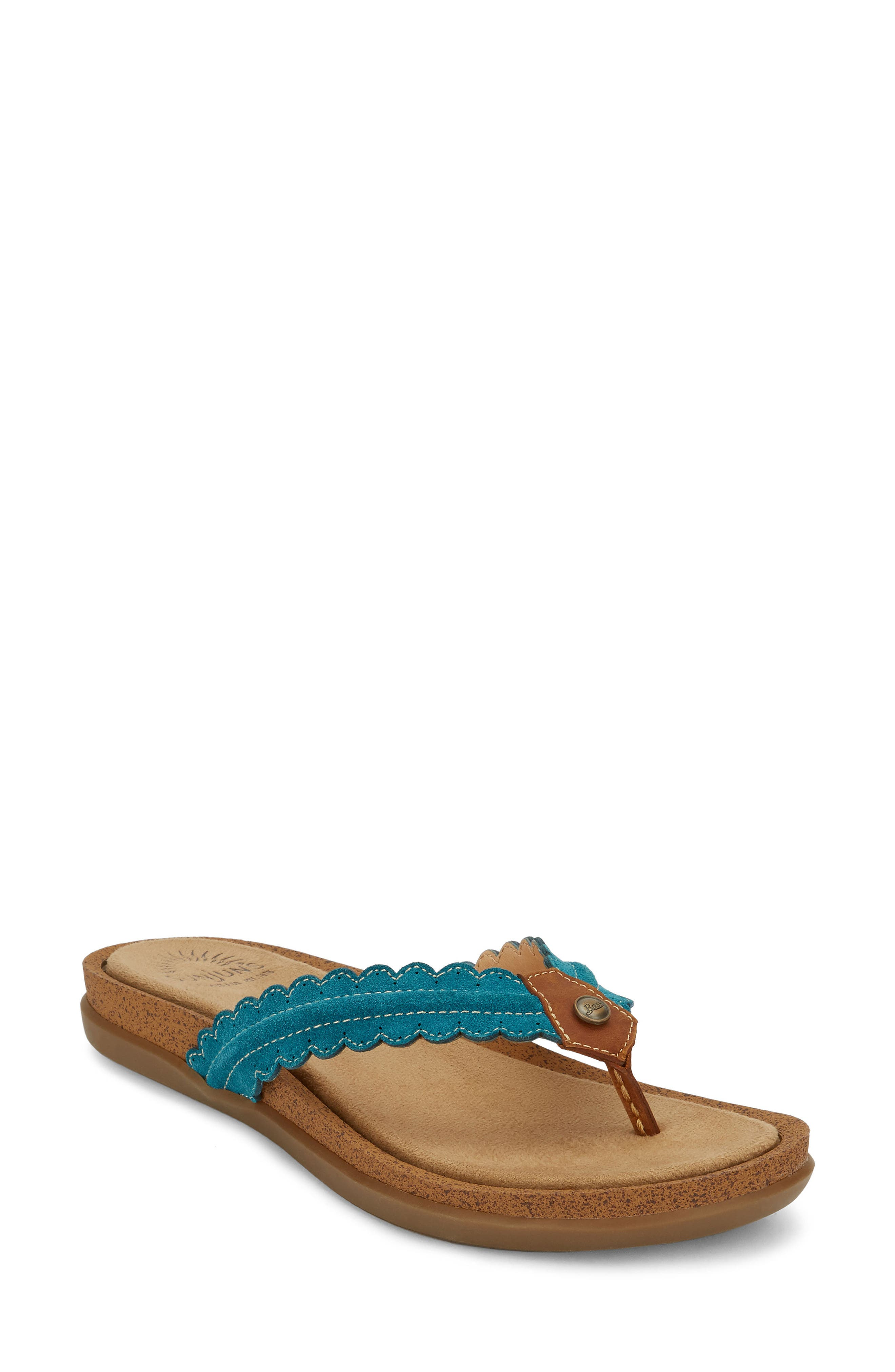 G.H. Bass and Co. Samantha Thong Sandal,                             Main thumbnail 4, color,