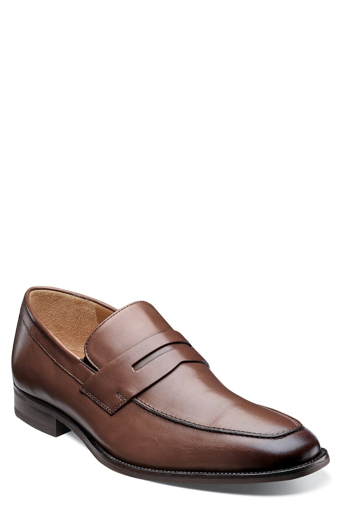 'Sabato' Penny Loafer,                             Main thumbnail 2, color,