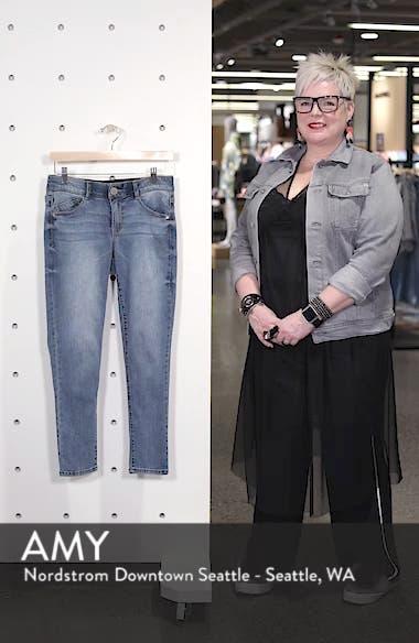 Ab-solution Ankle Skimmer Skinny Jeans Regular & Petite, sales video thumbnail