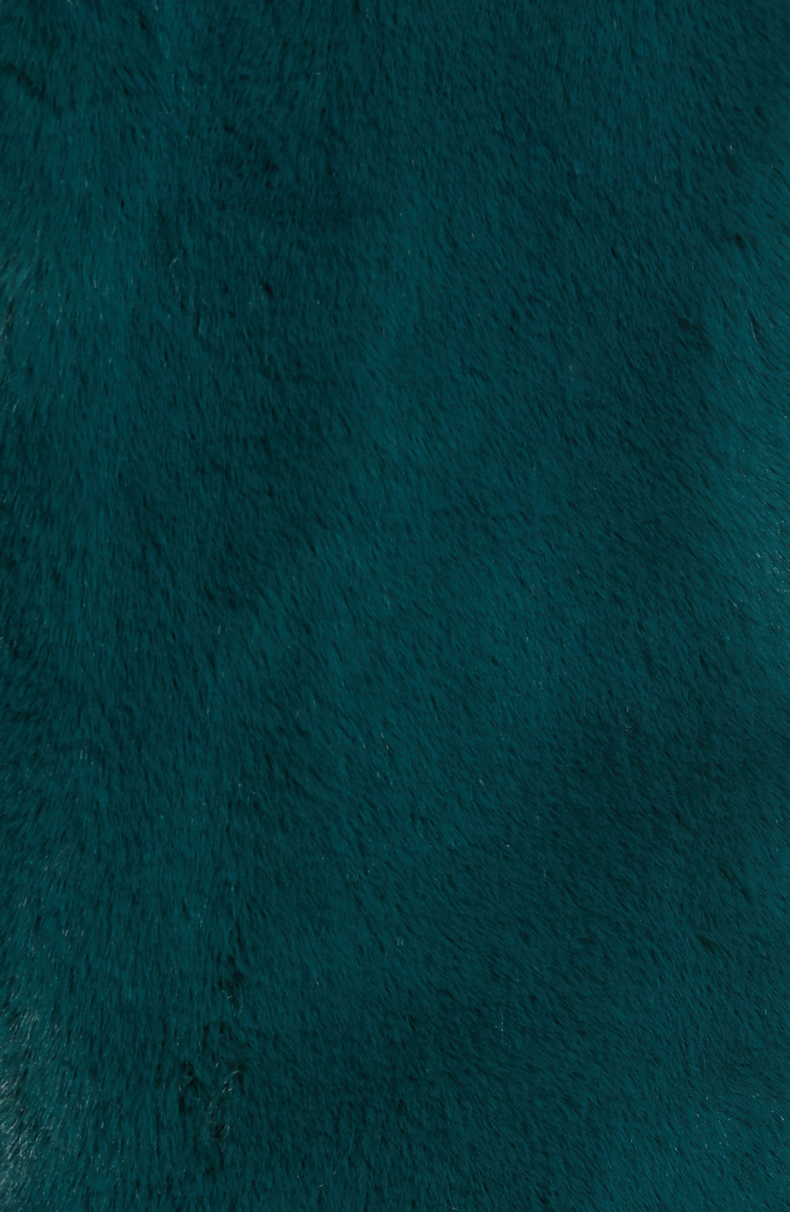 Dreaming Faux Fur Coat,                             Alternate thumbnail 7, color,                             300