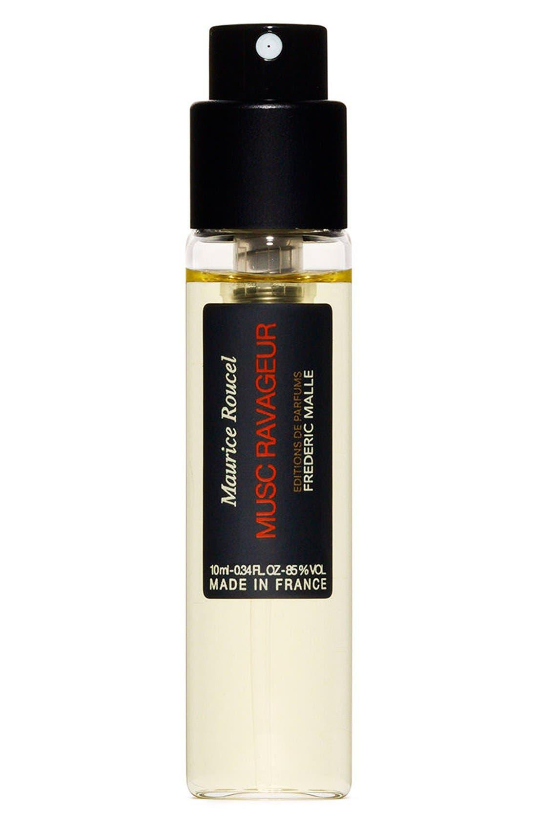 Editions de Parfums Frédéric Malle Musc Ravageur Travel Fragrance Spray,                             Main thumbnail 1, color,                             NO COLOR