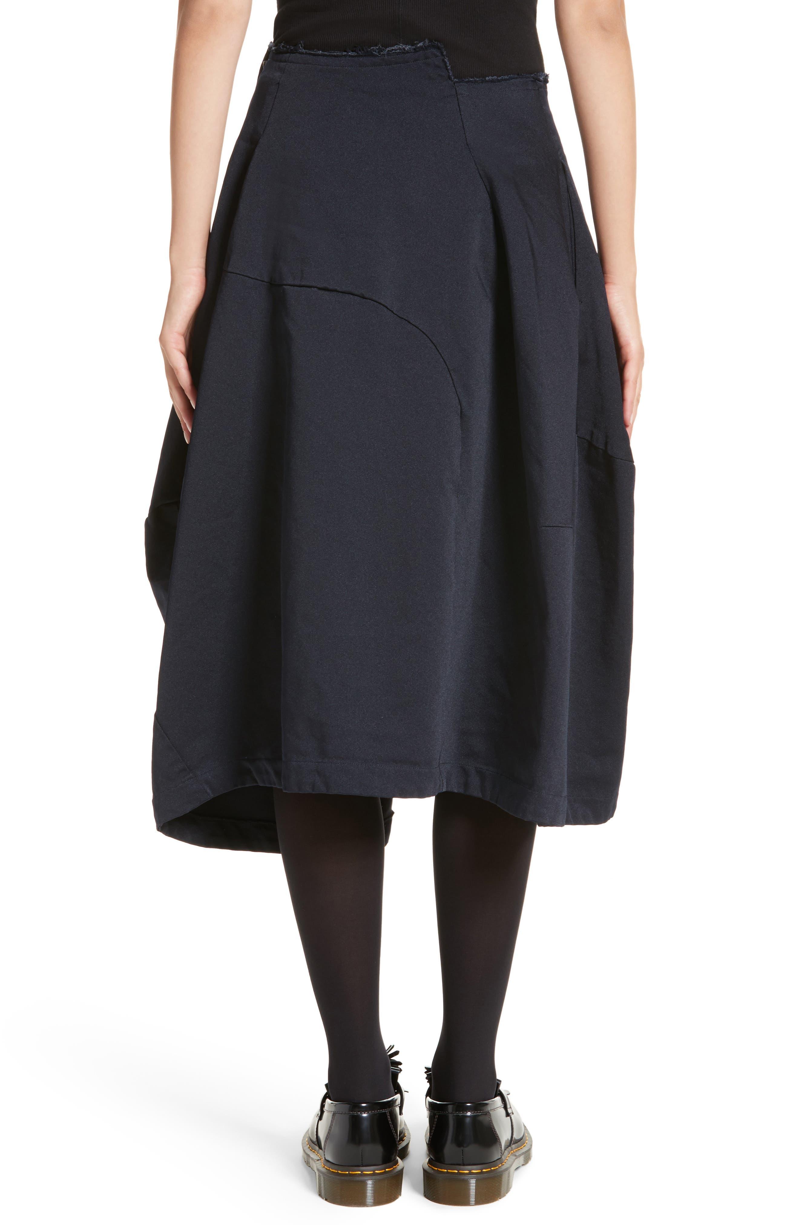 Origami Skirt,                             Alternate thumbnail 2, color,                             410