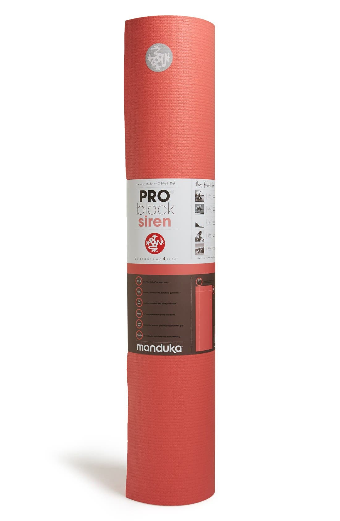 'PRO<sup>®</sup>' Metallic Yoga Mat, Main, color, 001
