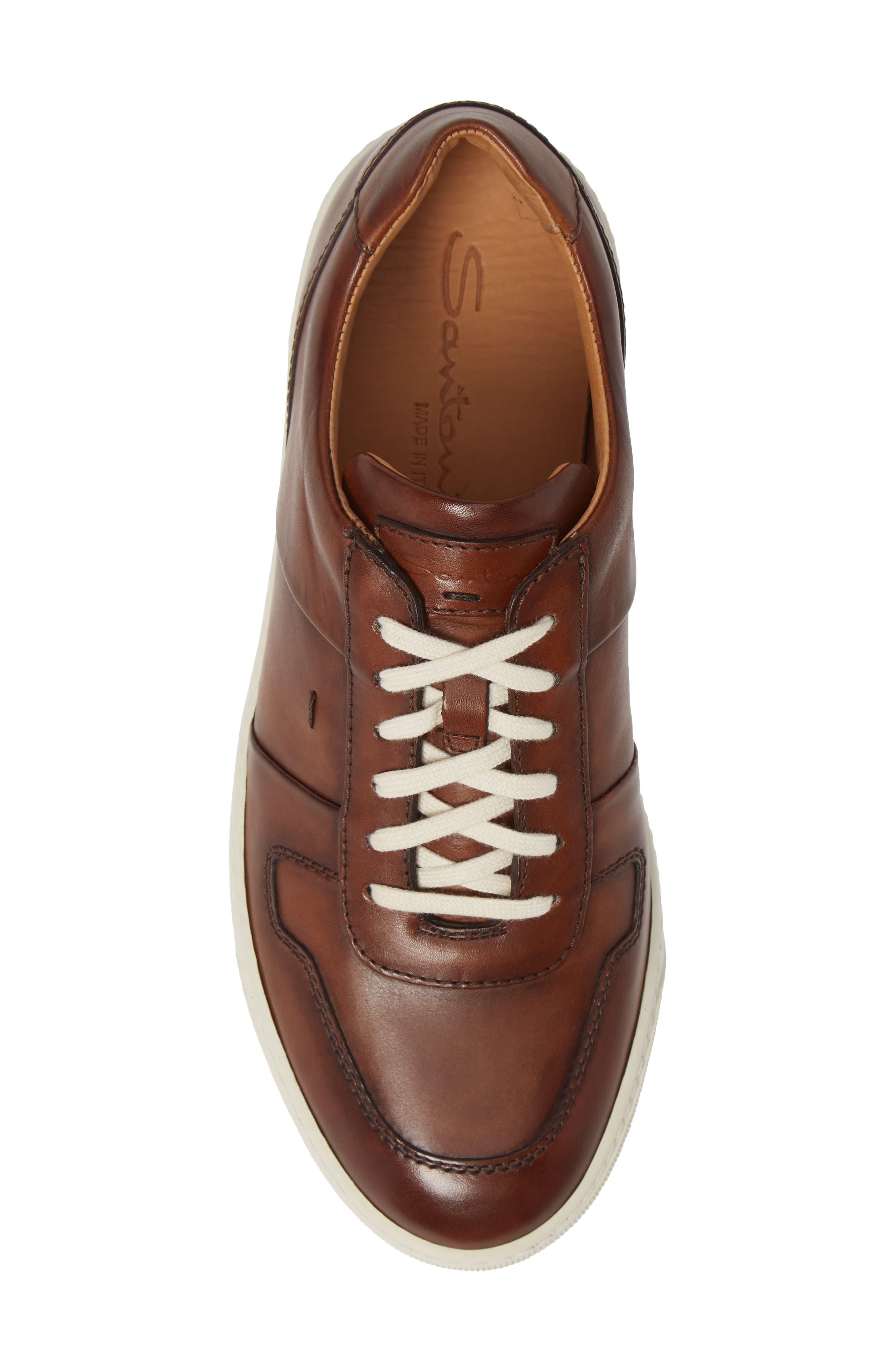 Birch Sneaker,                             Alternate thumbnail 5, color,                             BROWN