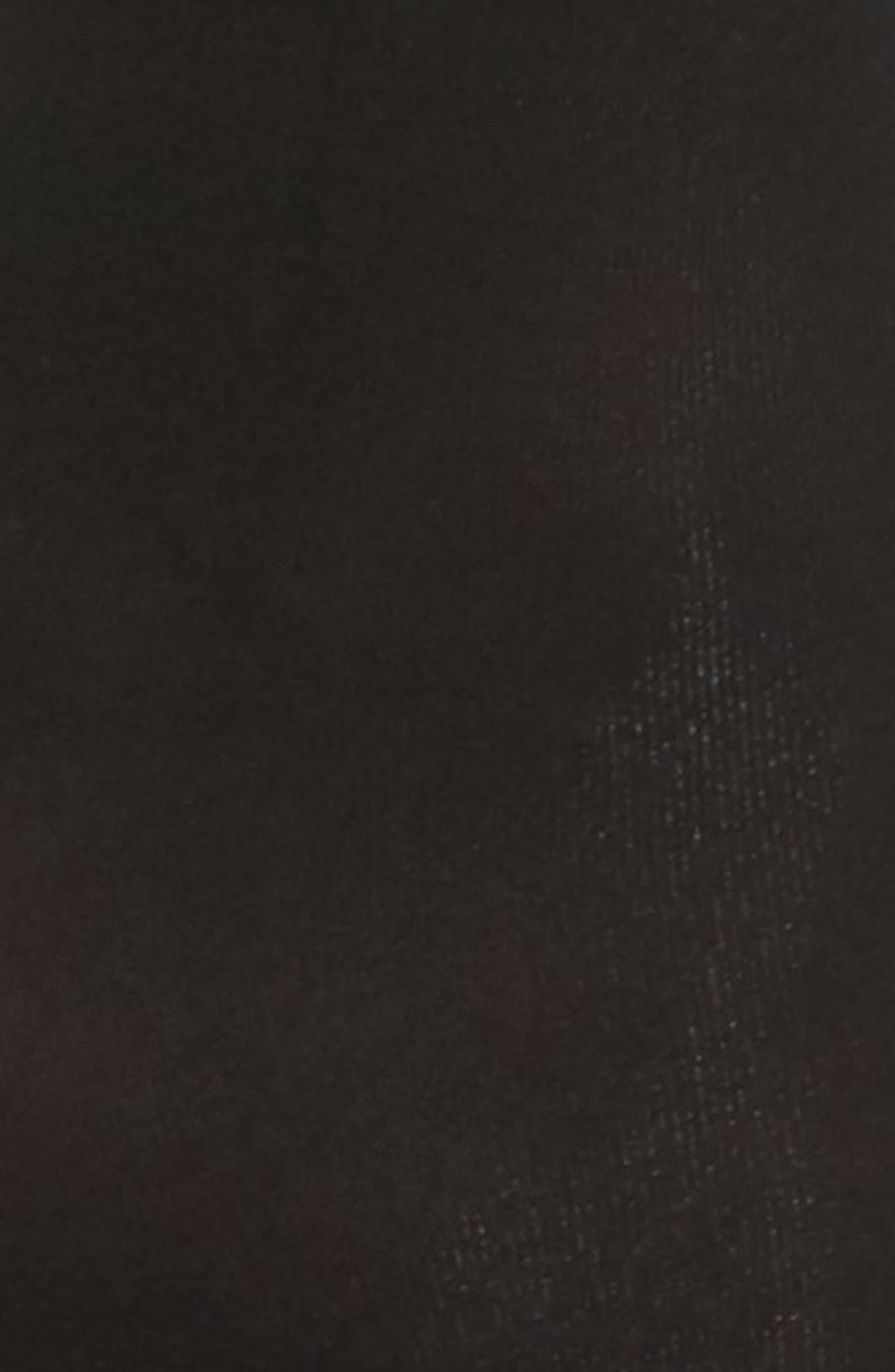 Opaque Anklet Socks,                             Alternate thumbnail 2, color,                             001