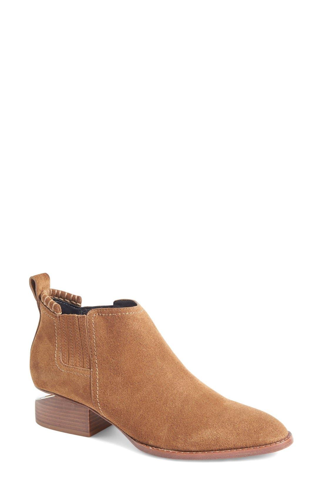 Kori Chelsea Boot,                         Main,                         color, DARK TRUFFLE