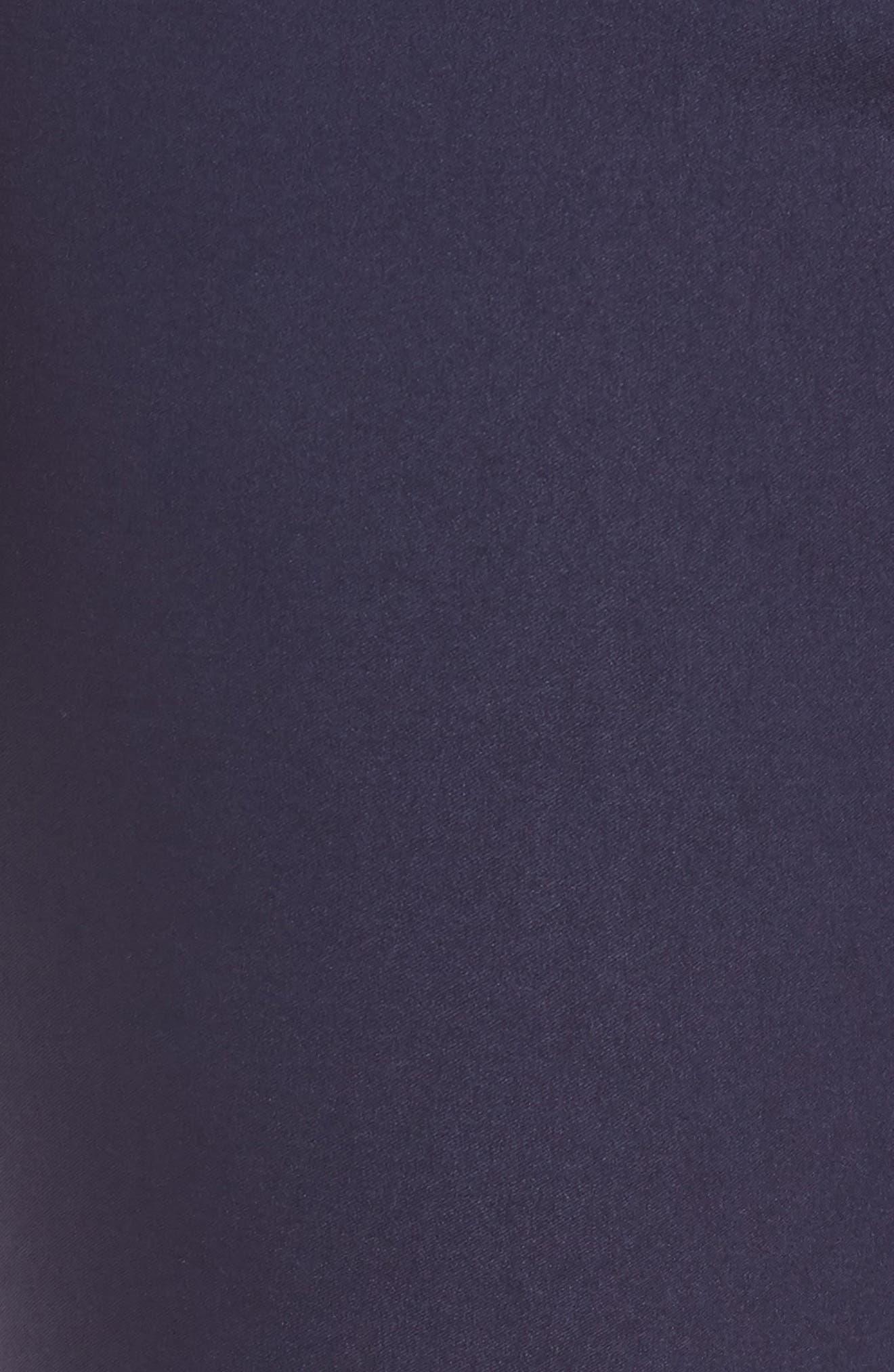 NIC+ZOE,                             Wonderstretch High Rise Pants,                             Alternate thumbnail 6, color,                             BLUEPRINT