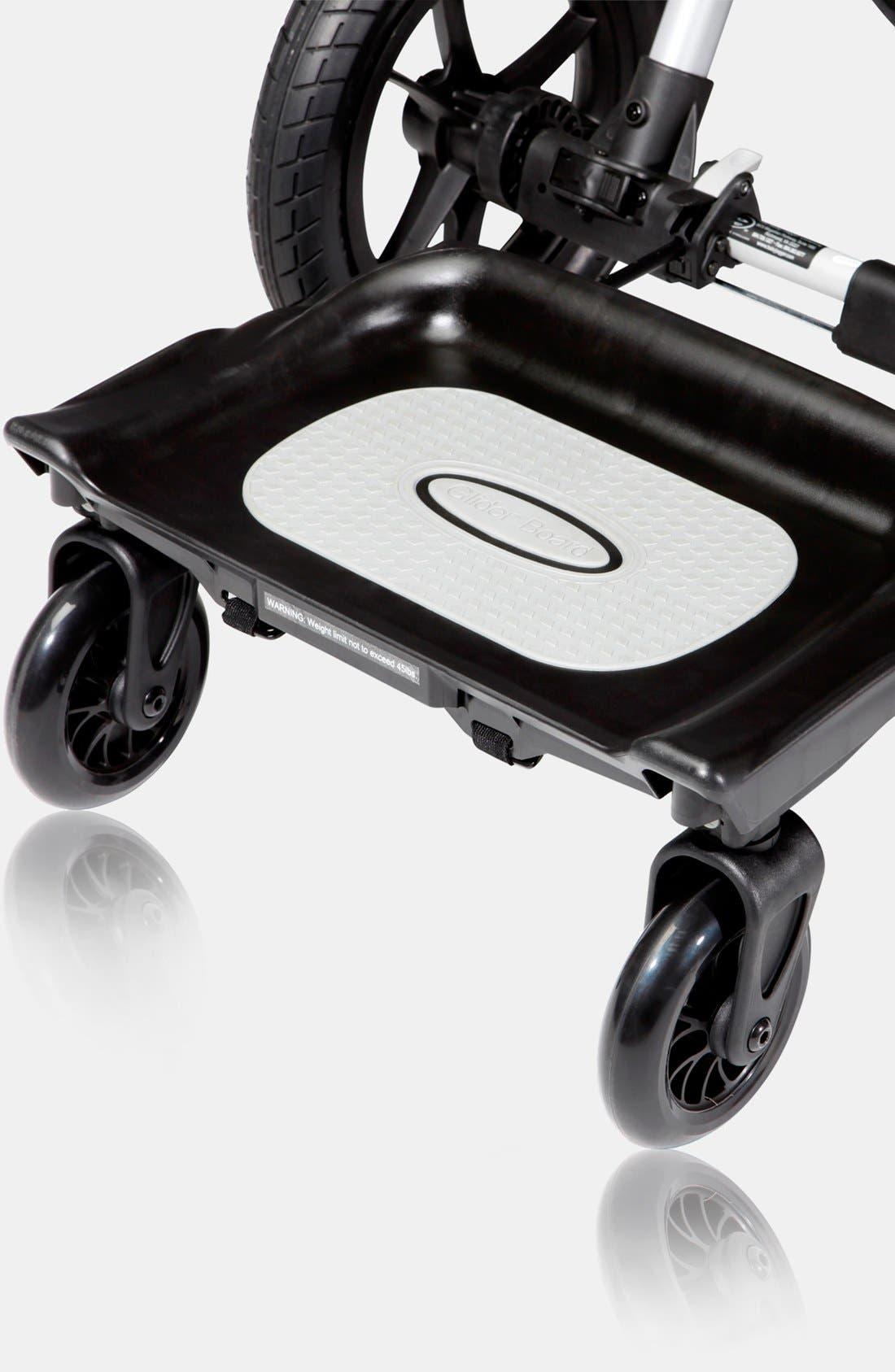 'Glider Board' Stroller Attachment,                             Main thumbnail 1, color,                             BEIGE