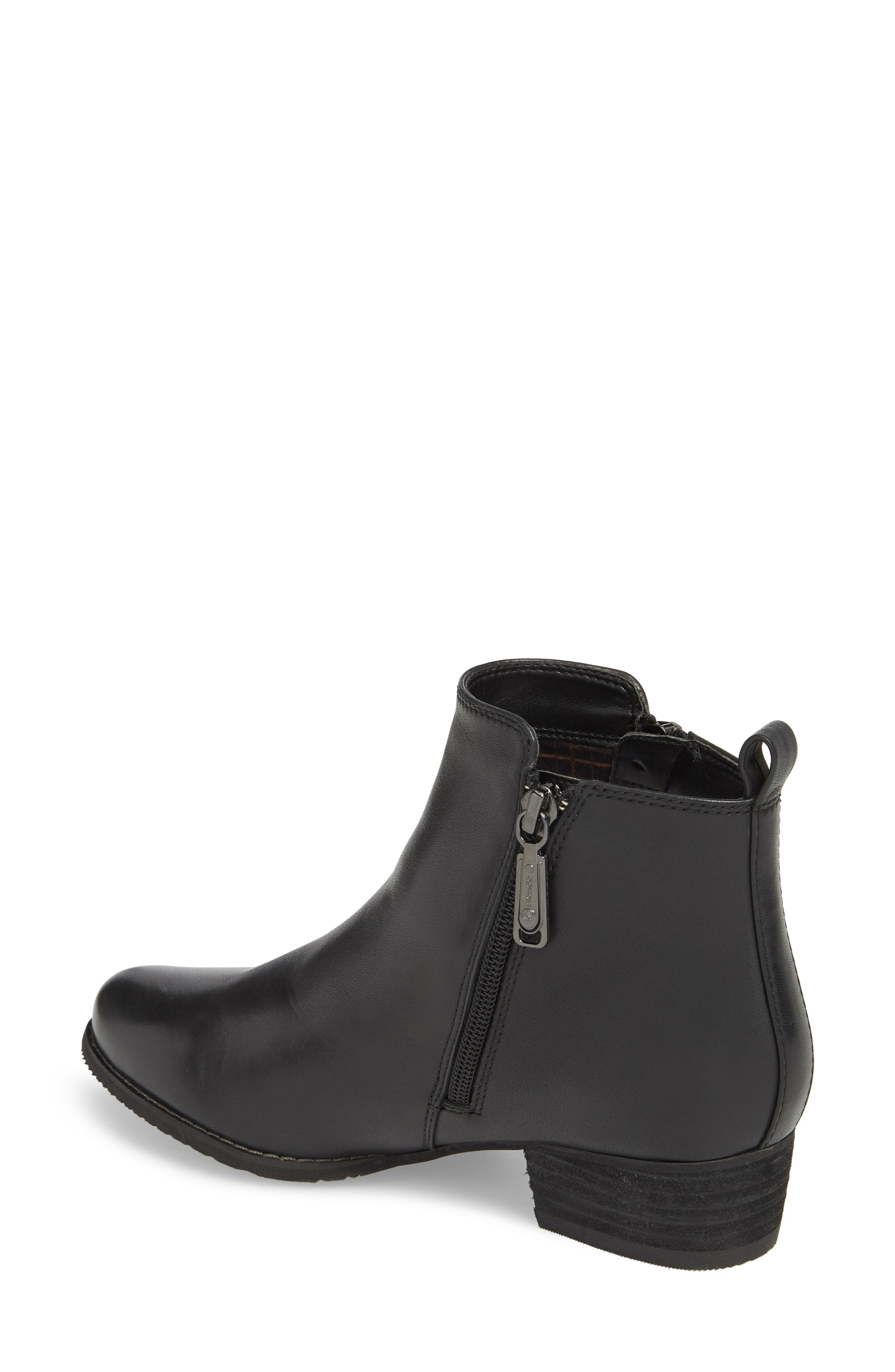 Lila Waterproof Bootie,                             Alternate thumbnail 2, color,                             001