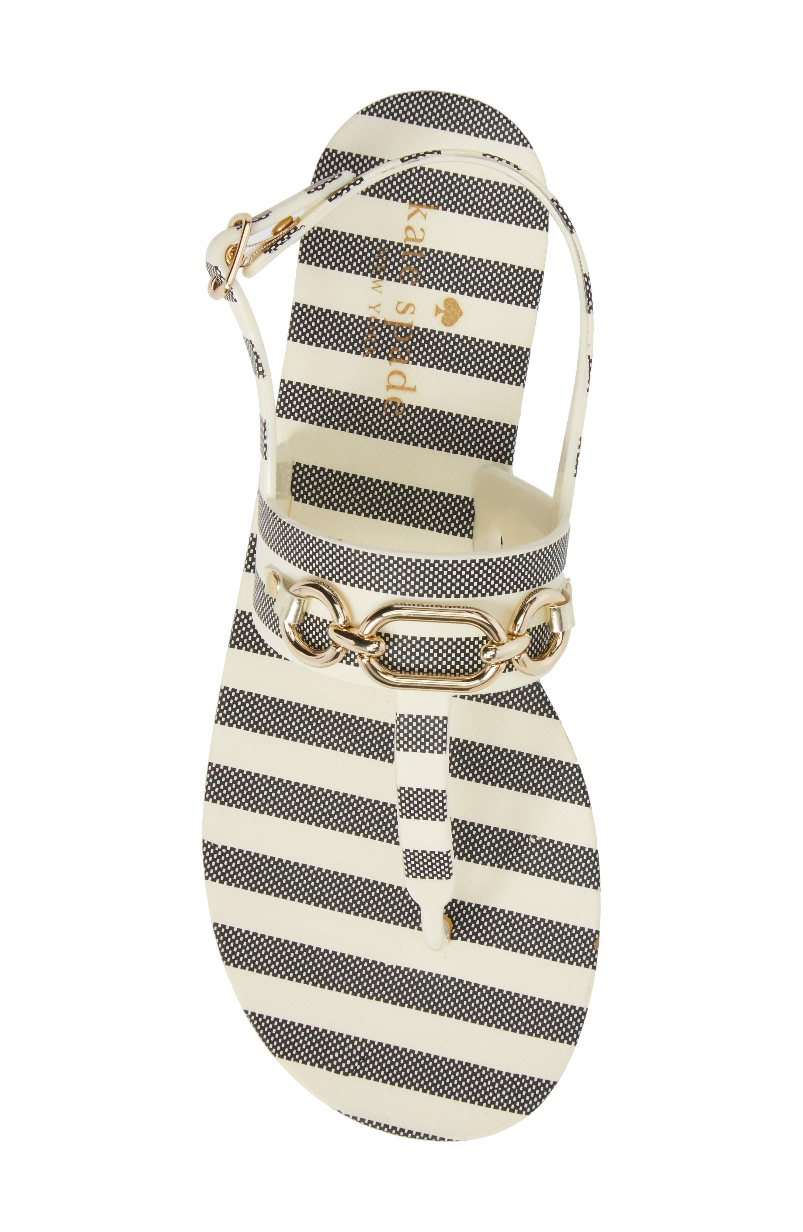 polly slingback sandal,                             Alternate thumbnail 5, color,                             012