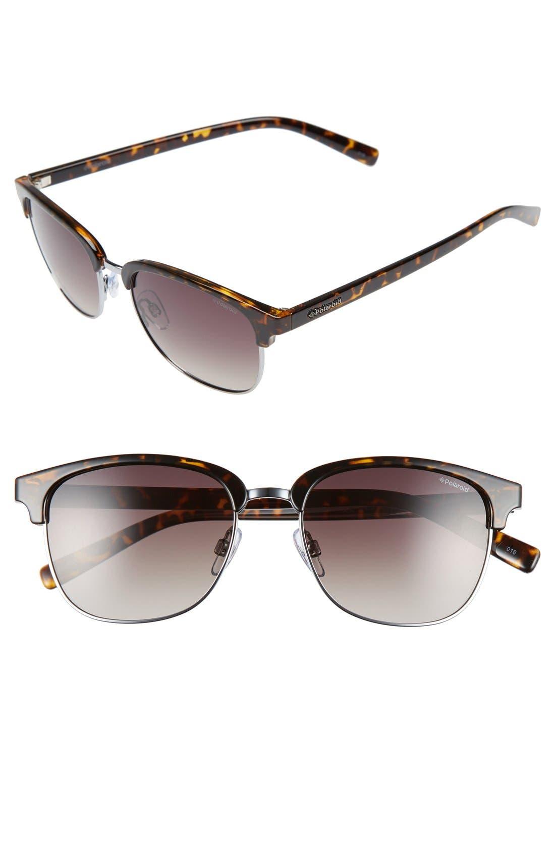 55mm Polarized Sunglasses,                         Main,                         color, 045