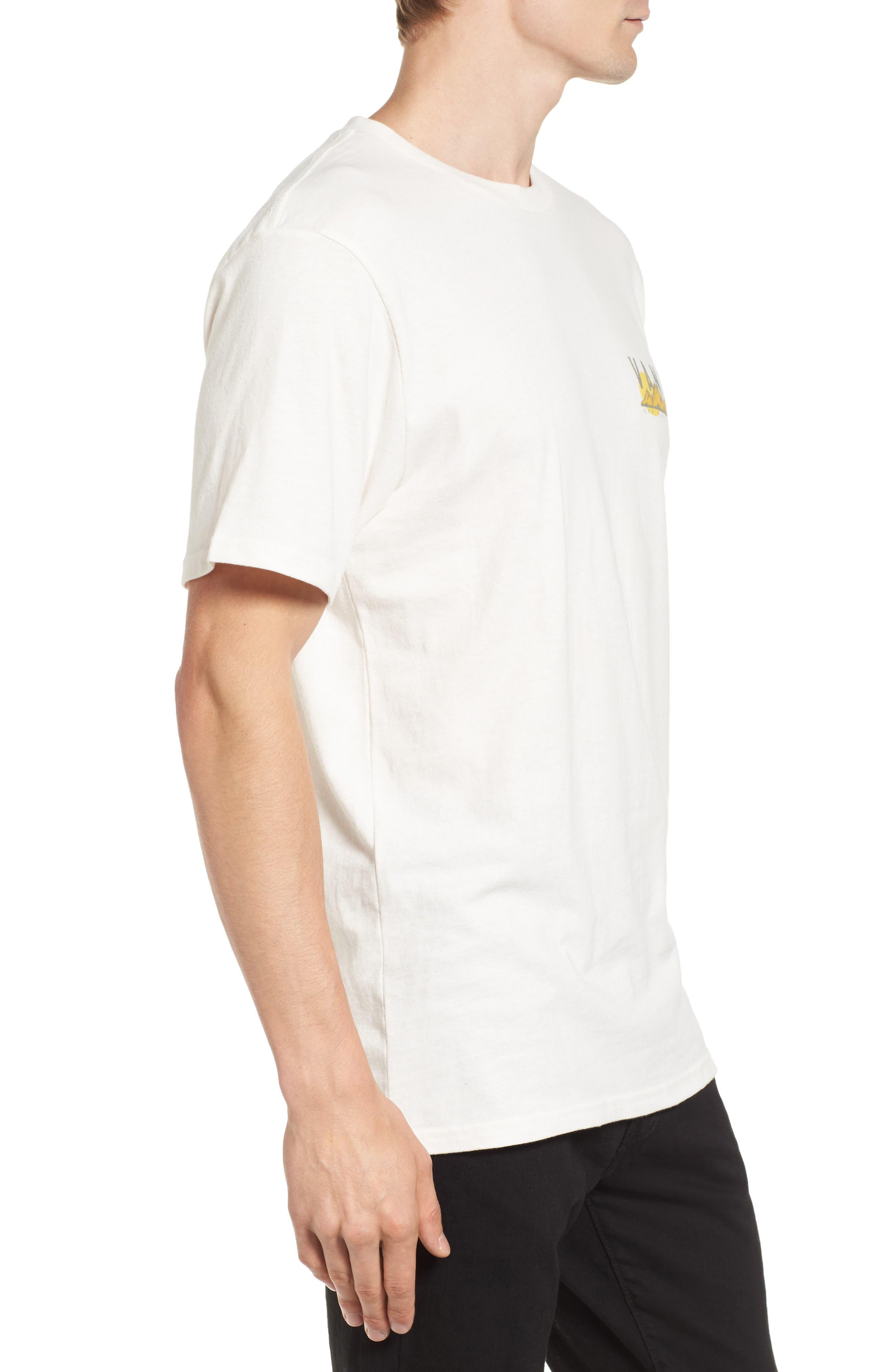 Mountain T-Shirt,                             Alternate thumbnail 3, color,                             100