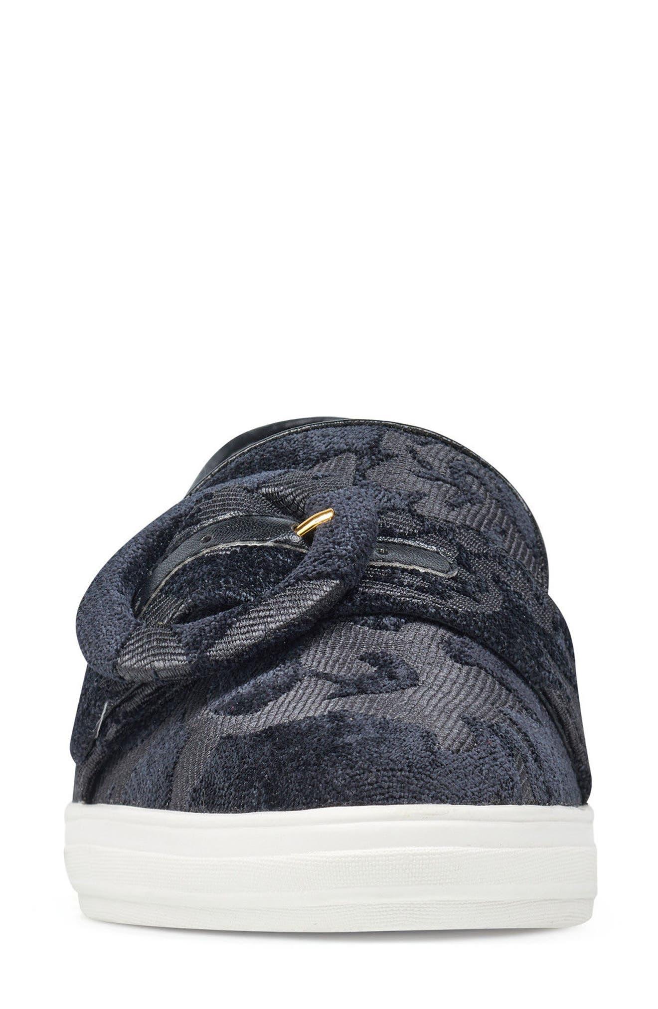Shireene Slip-On Sneaker,                             Alternate thumbnail 4, color,                             002