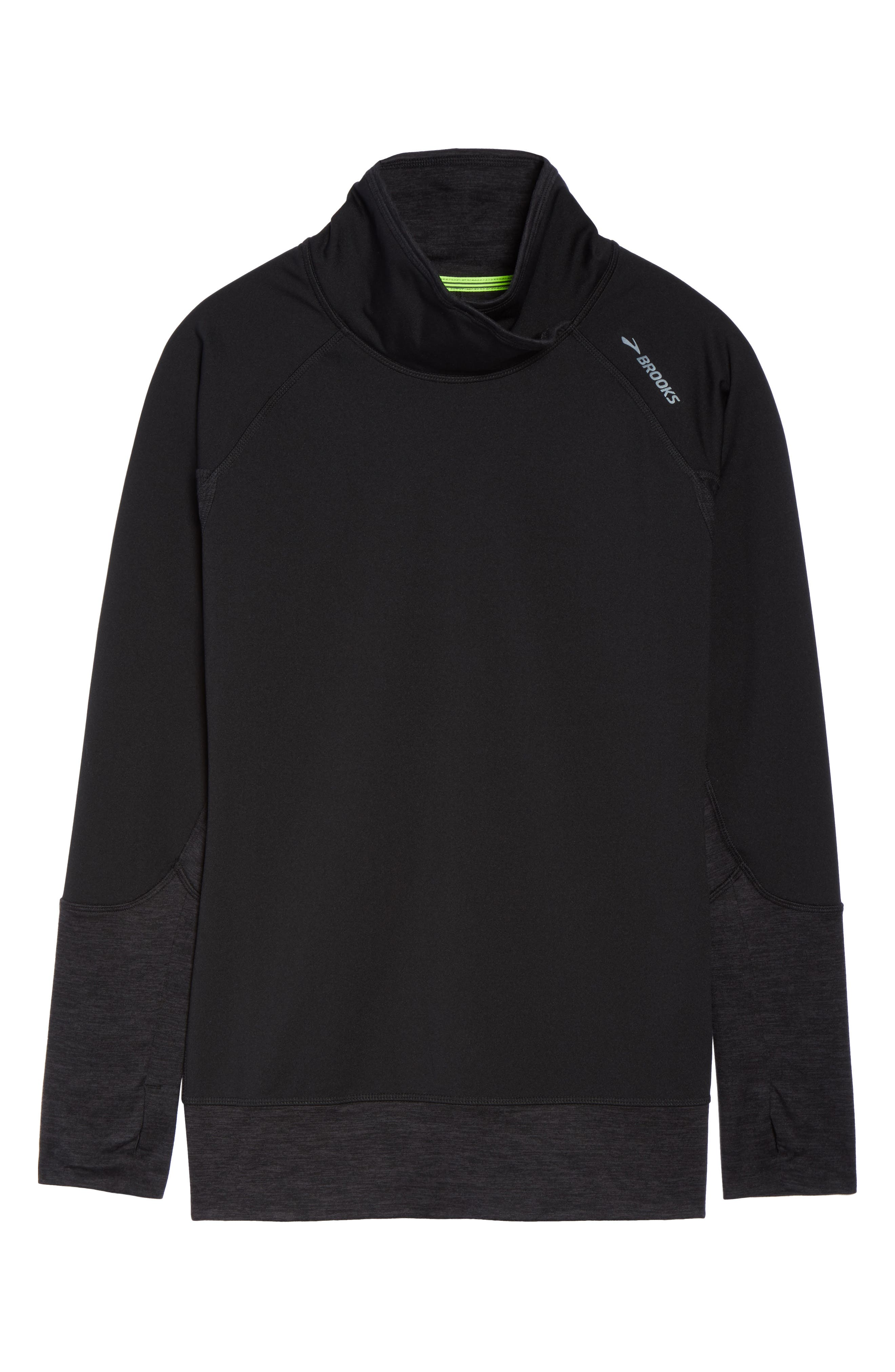 Performance Pullover,                             Alternate thumbnail 7, color,                             001