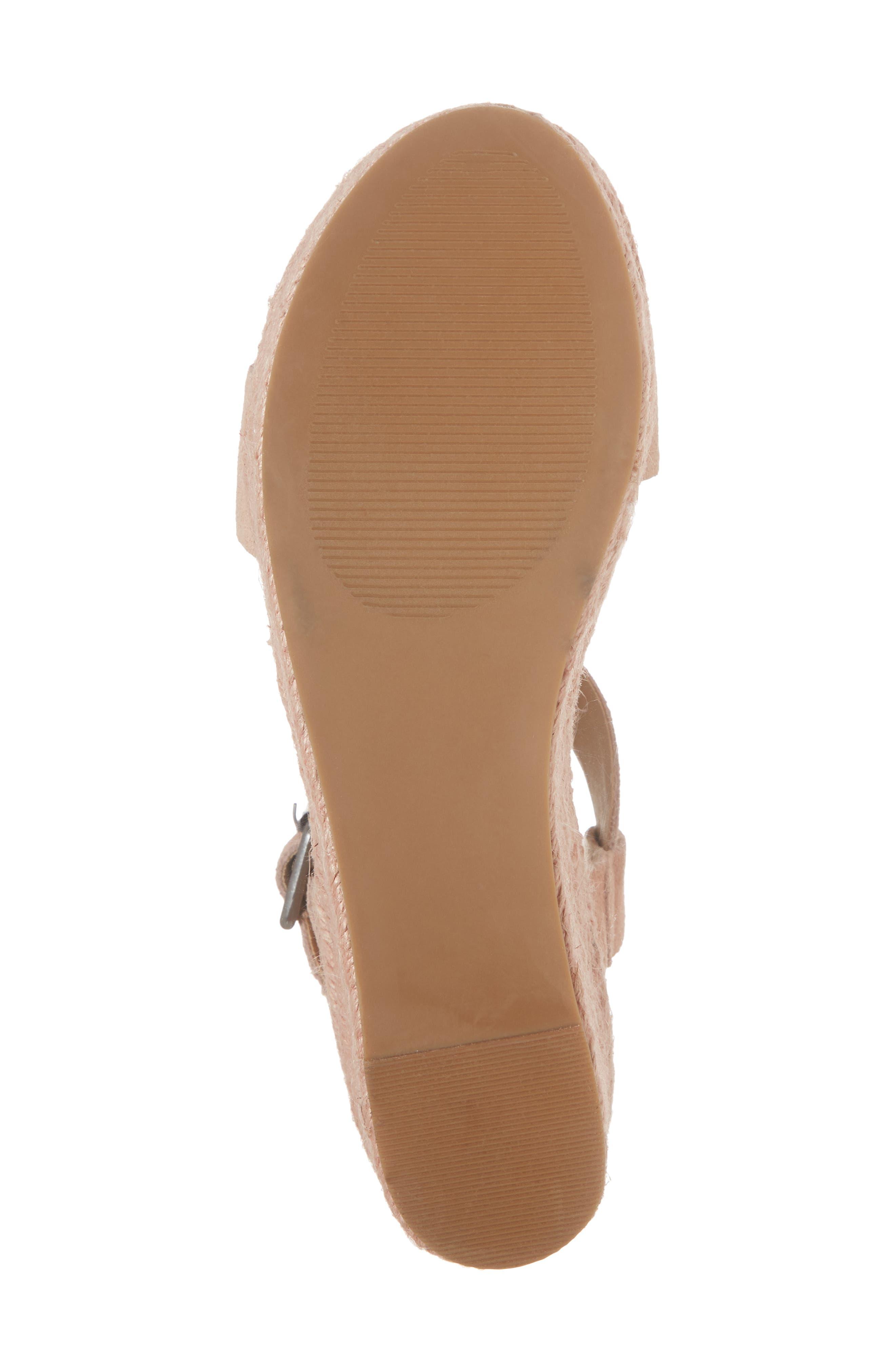 Amuse Society x Matisse Siena Wedge Sandal,                             Alternate thumbnail 18, color,