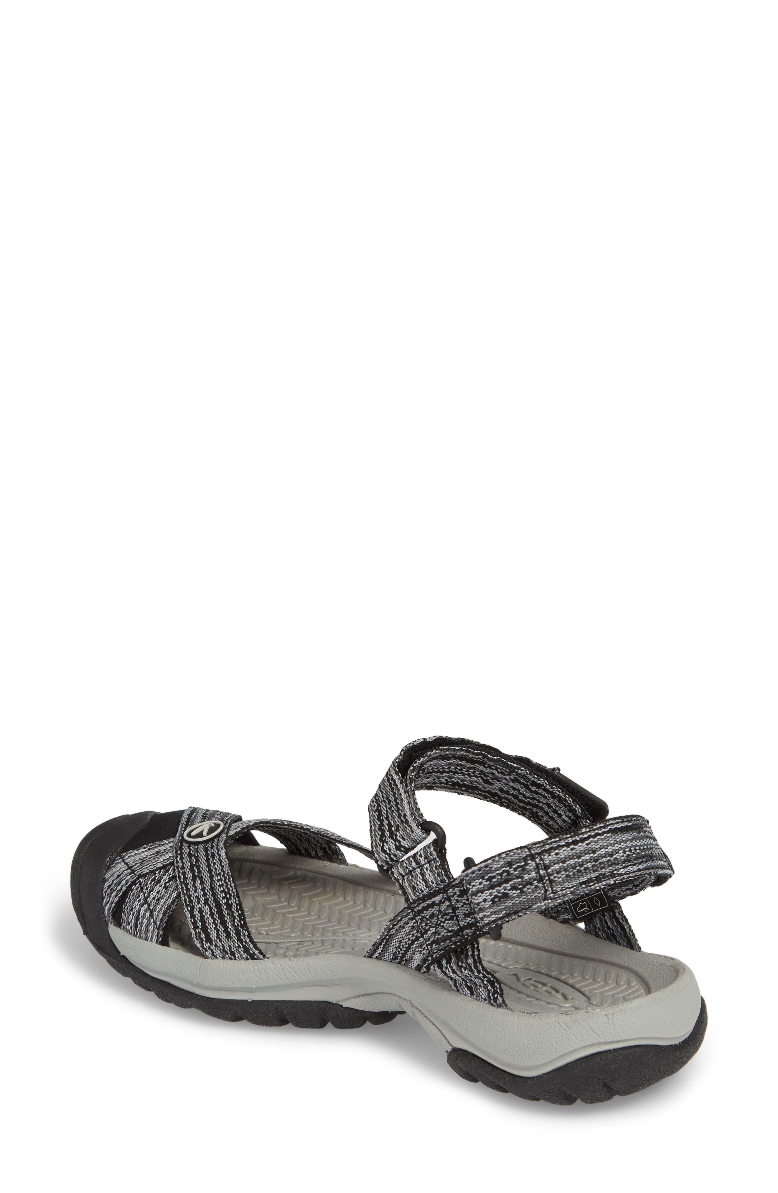 Bali Sandal,                             Alternate thumbnail 2, color,                             NEUTRAL GRAY/ BLACK