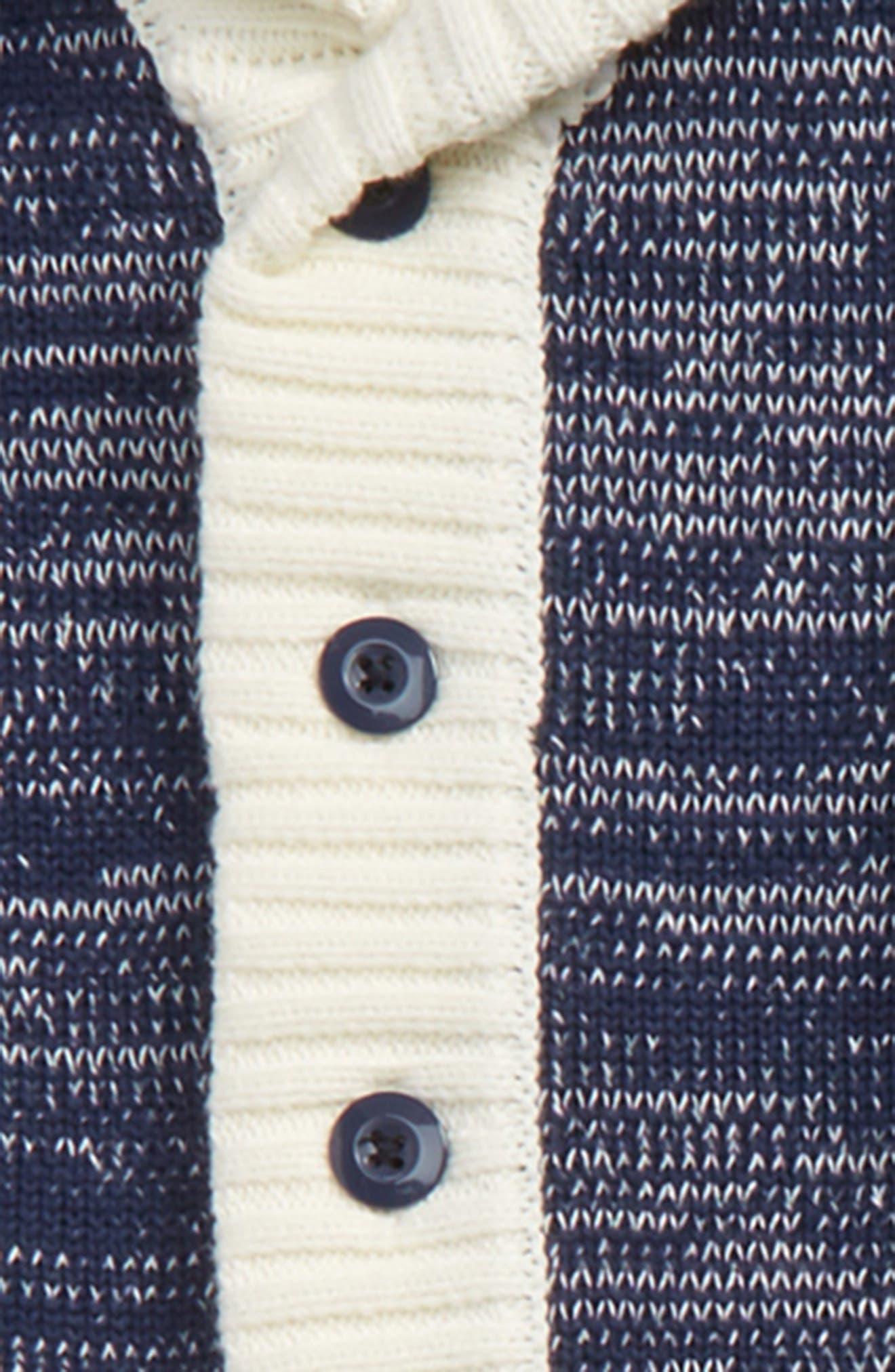 Shawl Collar Sweater, Henley & Pants Set,                             Alternate thumbnail 2, color,                             415