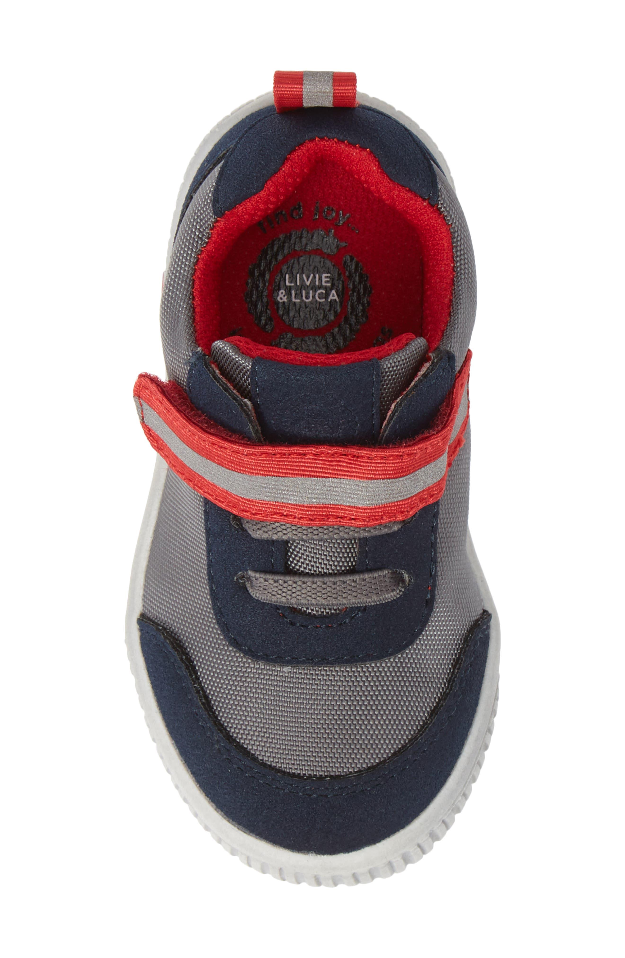 Vault Sneaker,                             Alternate thumbnail 5, color,                             SLATE GREY