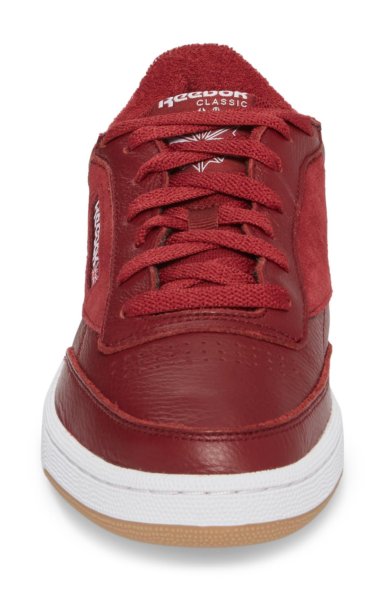 Club C 85 ESTL Sneaker,                             Alternate thumbnail 8, color,