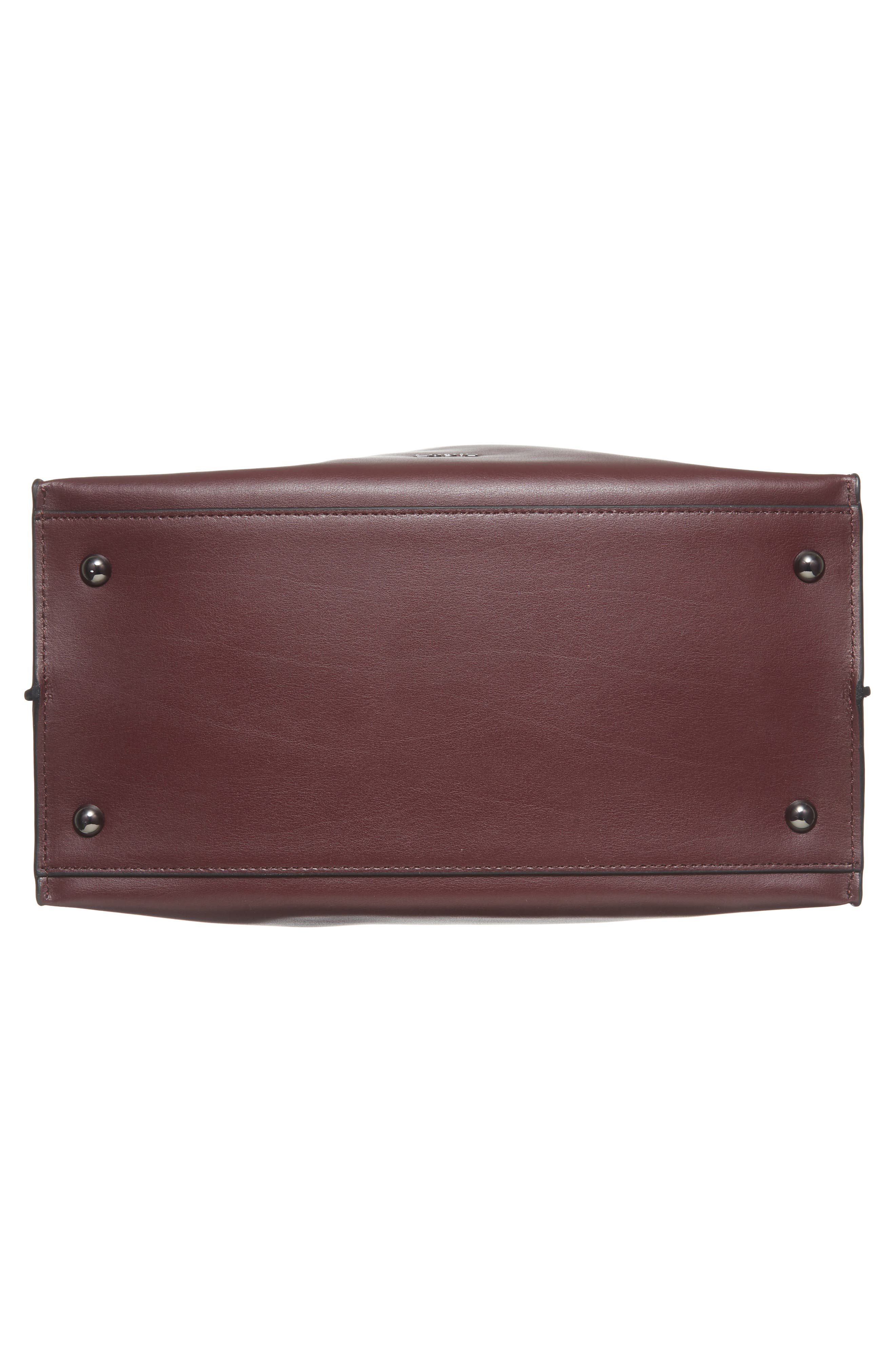 LODIS Silicon Valley Collection Under Lock & Key - Anita RFID East/West Leather Satchel,                             Alternate thumbnail 18, color,