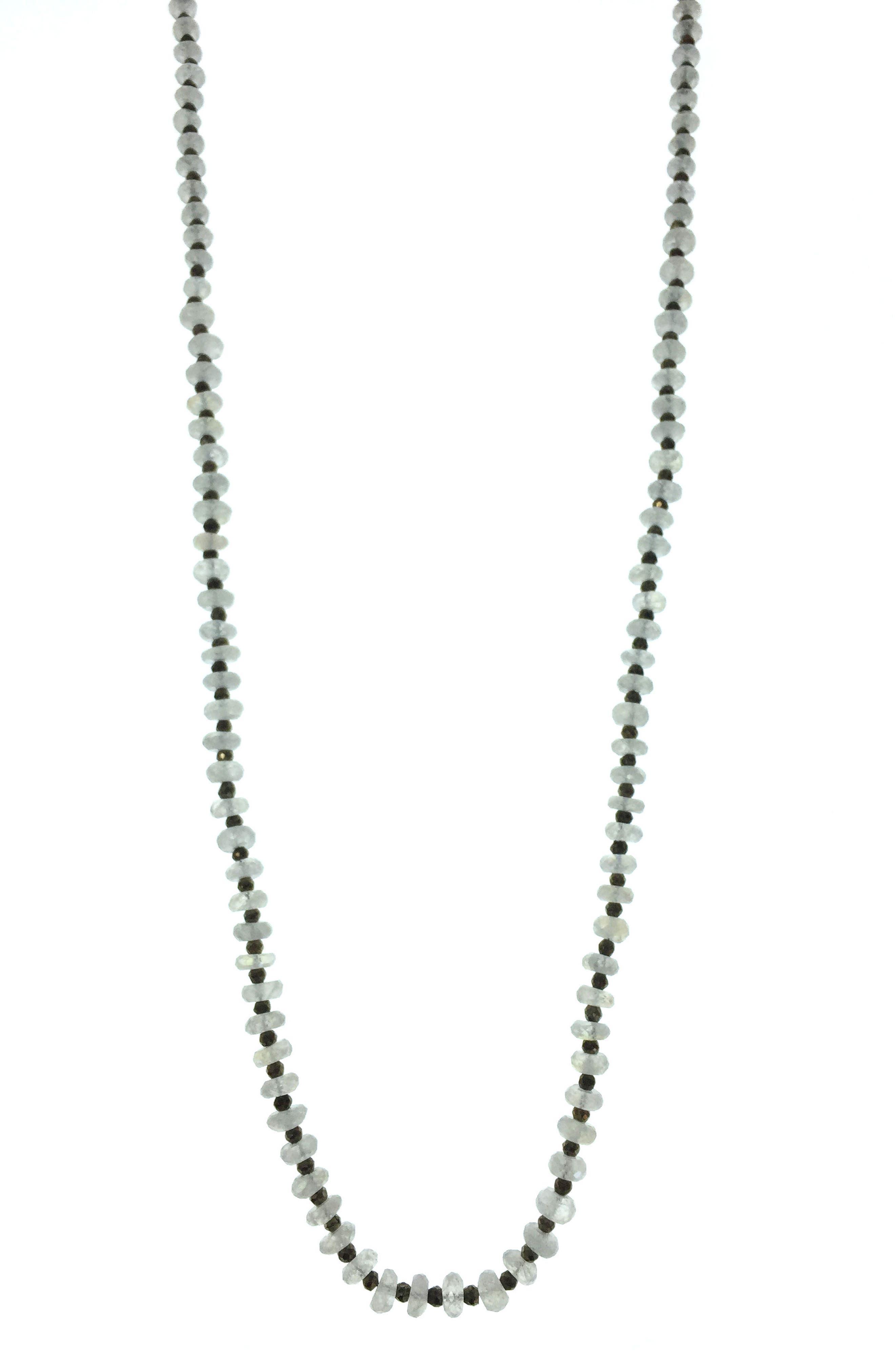Solana Semiprecious Stone Necklace,                         Main,                         color, 104