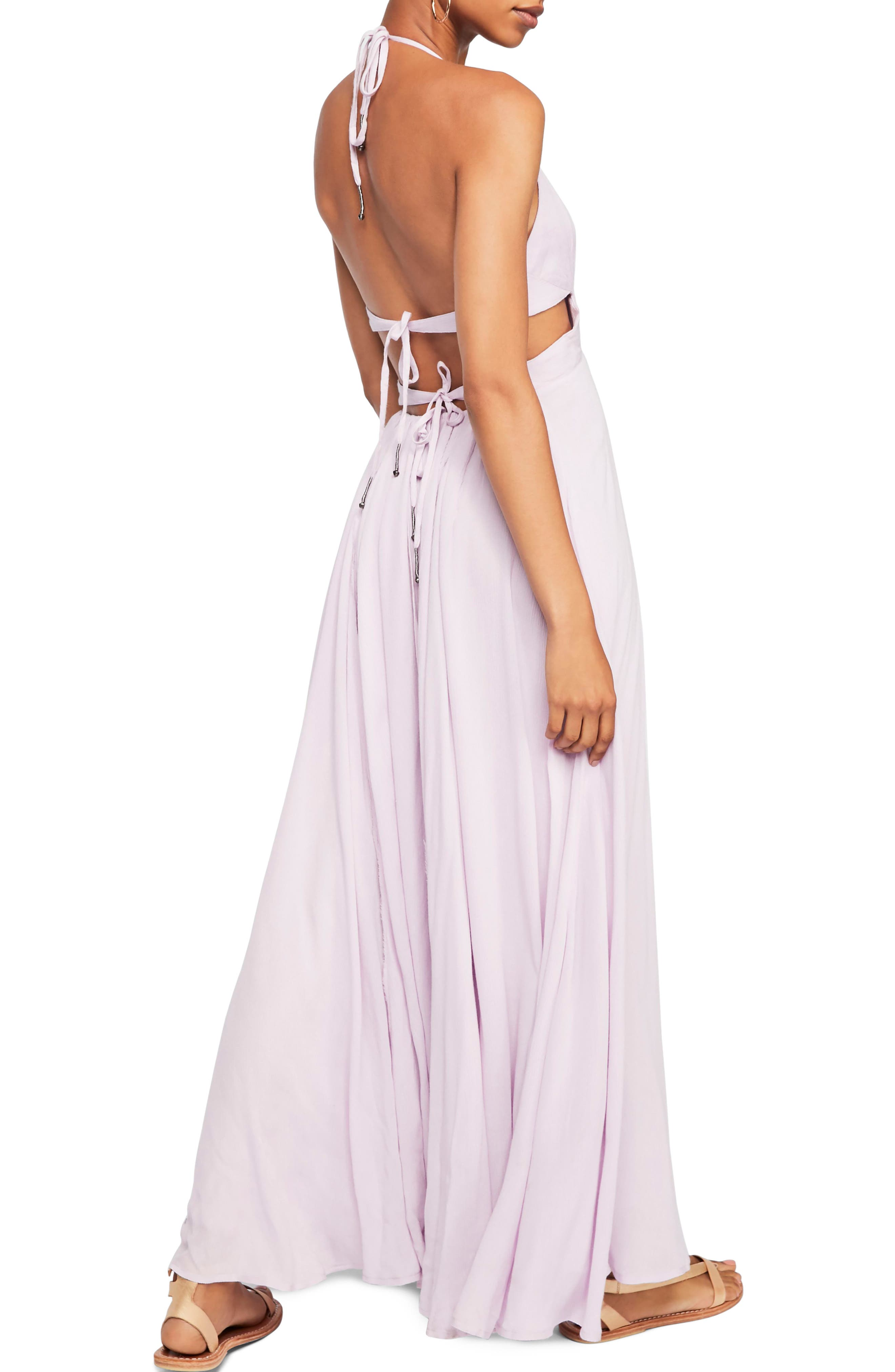 Endless Summer by Free People Lillie Maxi Dress,                             Alternate thumbnail 2, color,                             535