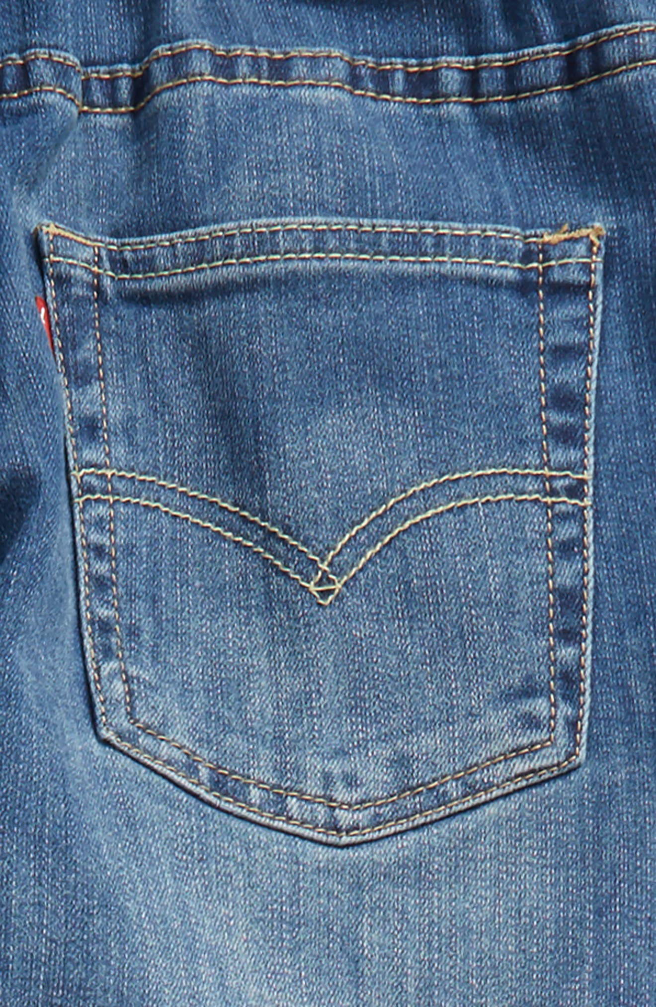Comfort Slim Fit Straight Leg Jeans,                             Alternate thumbnail 9, color,