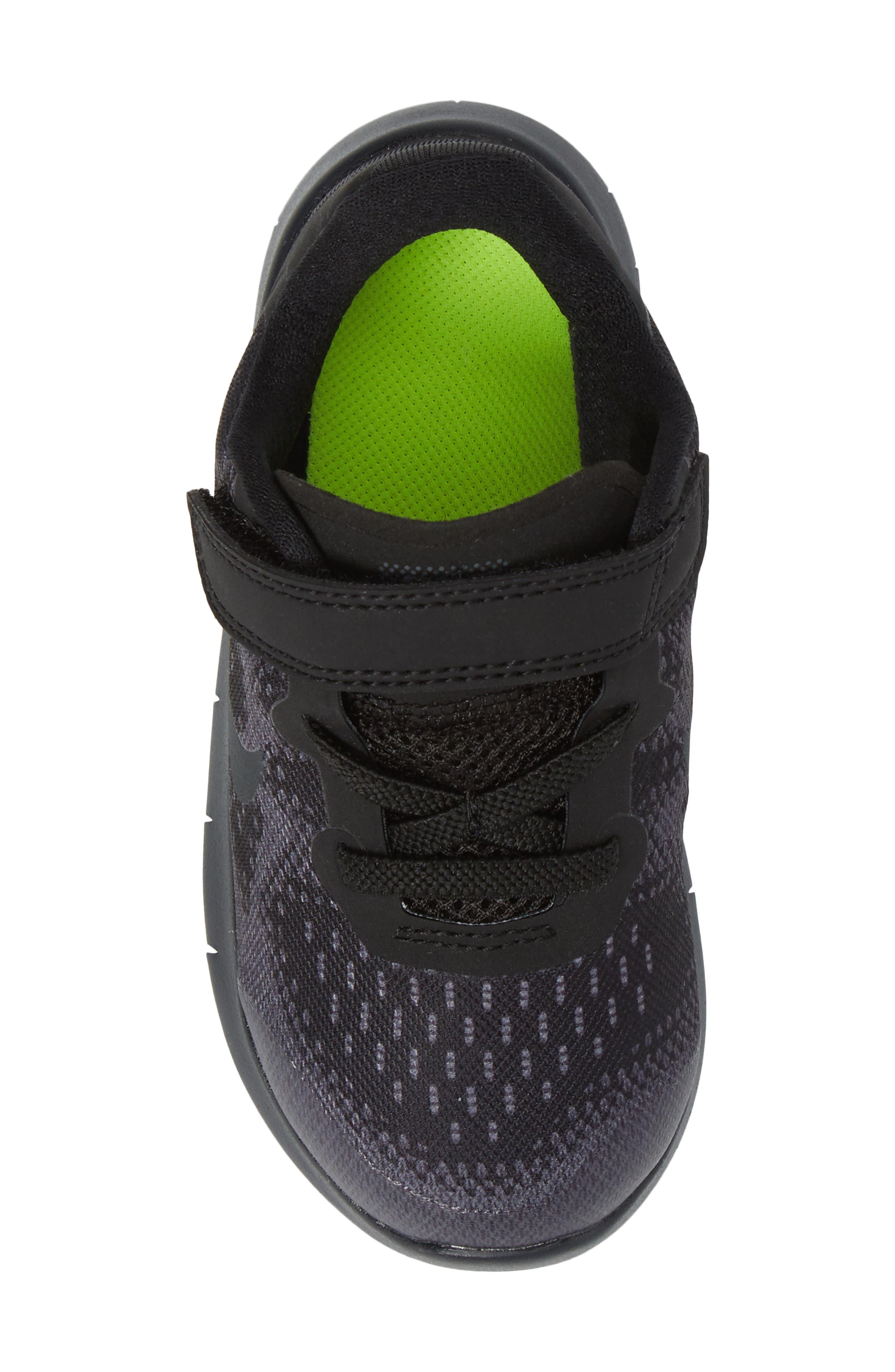 Free RN 2017 Sneaker,                             Alternate thumbnail 5, color,                             001