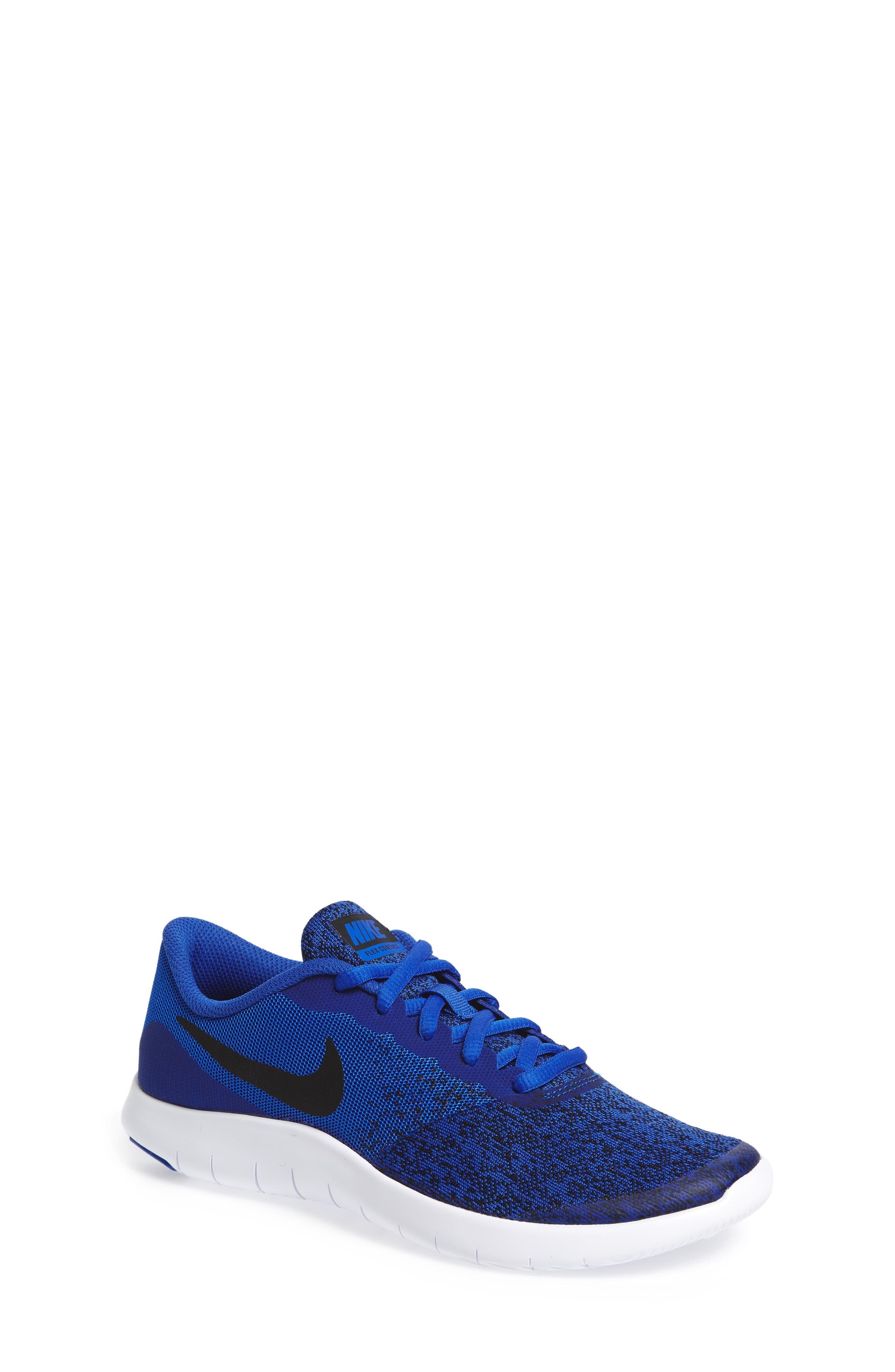 Flex Contact Running Shoe,                             Main thumbnail 4, color,