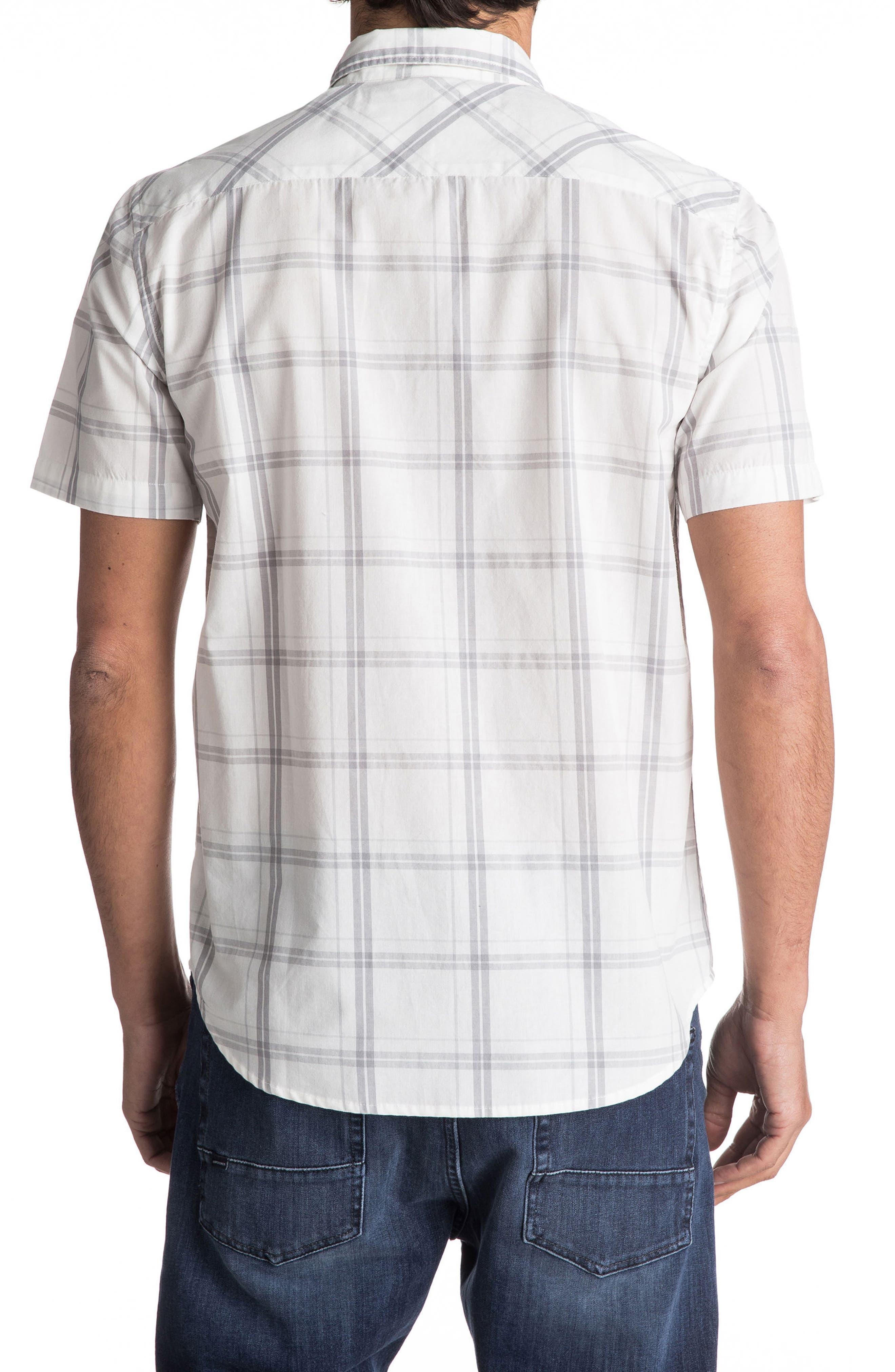 Capen Rise Check Woven Shirt,                             Alternate thumbnail 2, color,                             101