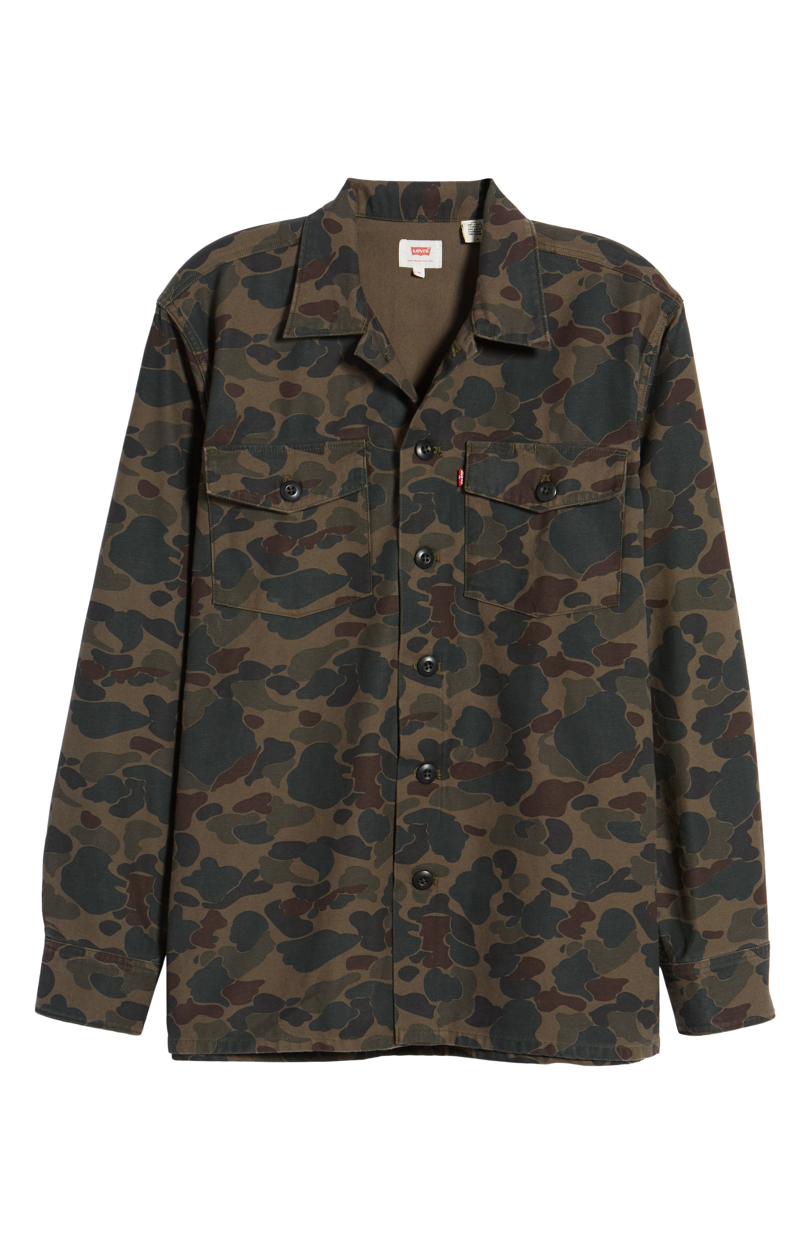 Military Jacket,                             Alternate thumbnail 5, color,                             300