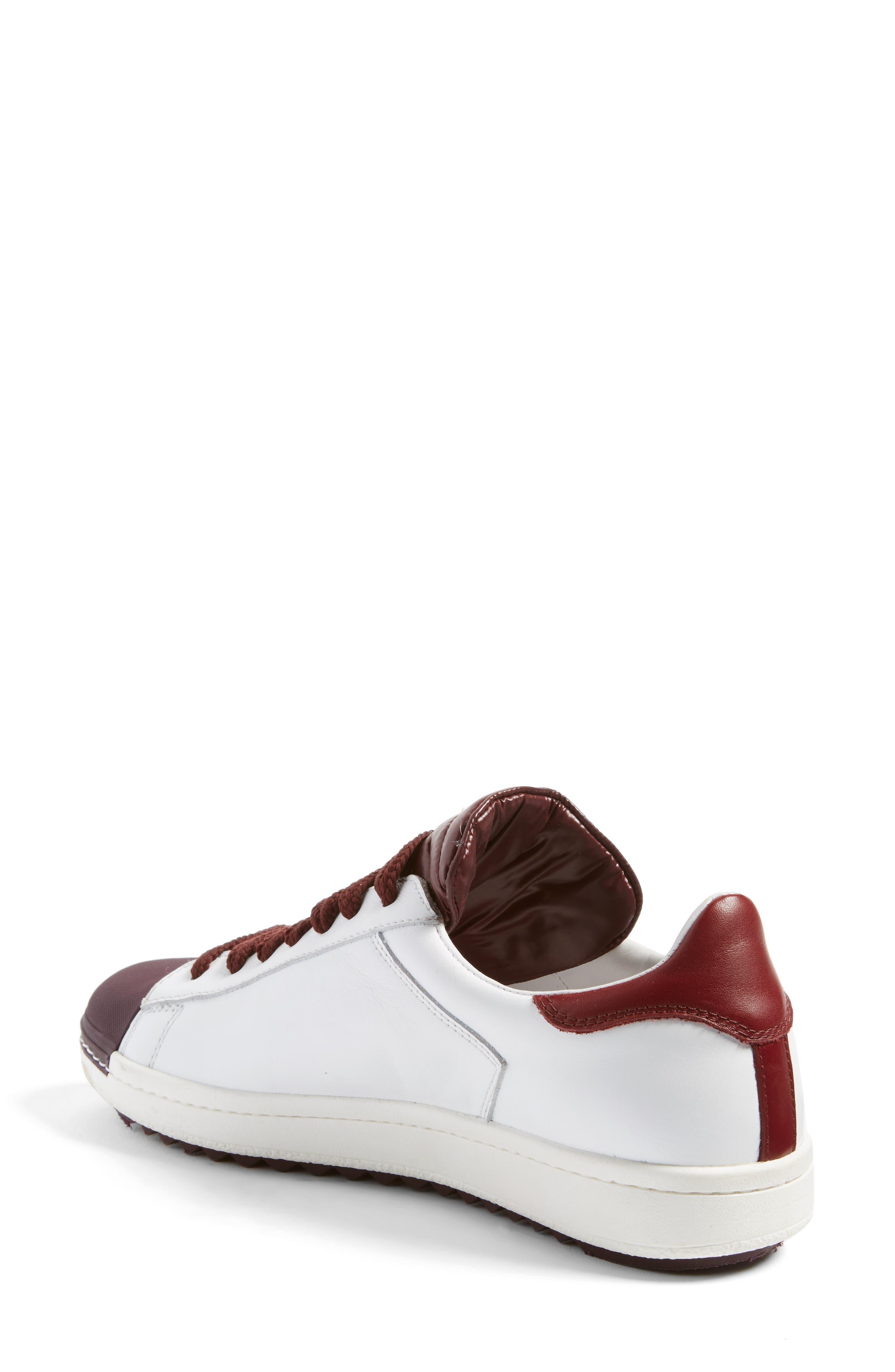 'Angeline Scarpa' Sneaker,                             Alternate thumbnail 5, color,